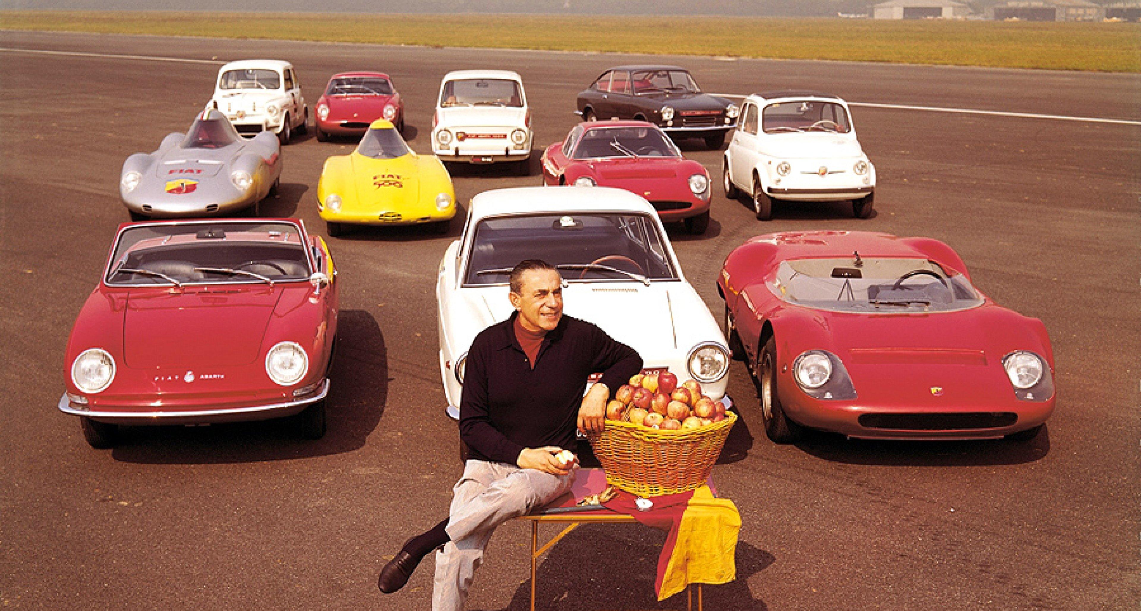 Abarth planning new sports car