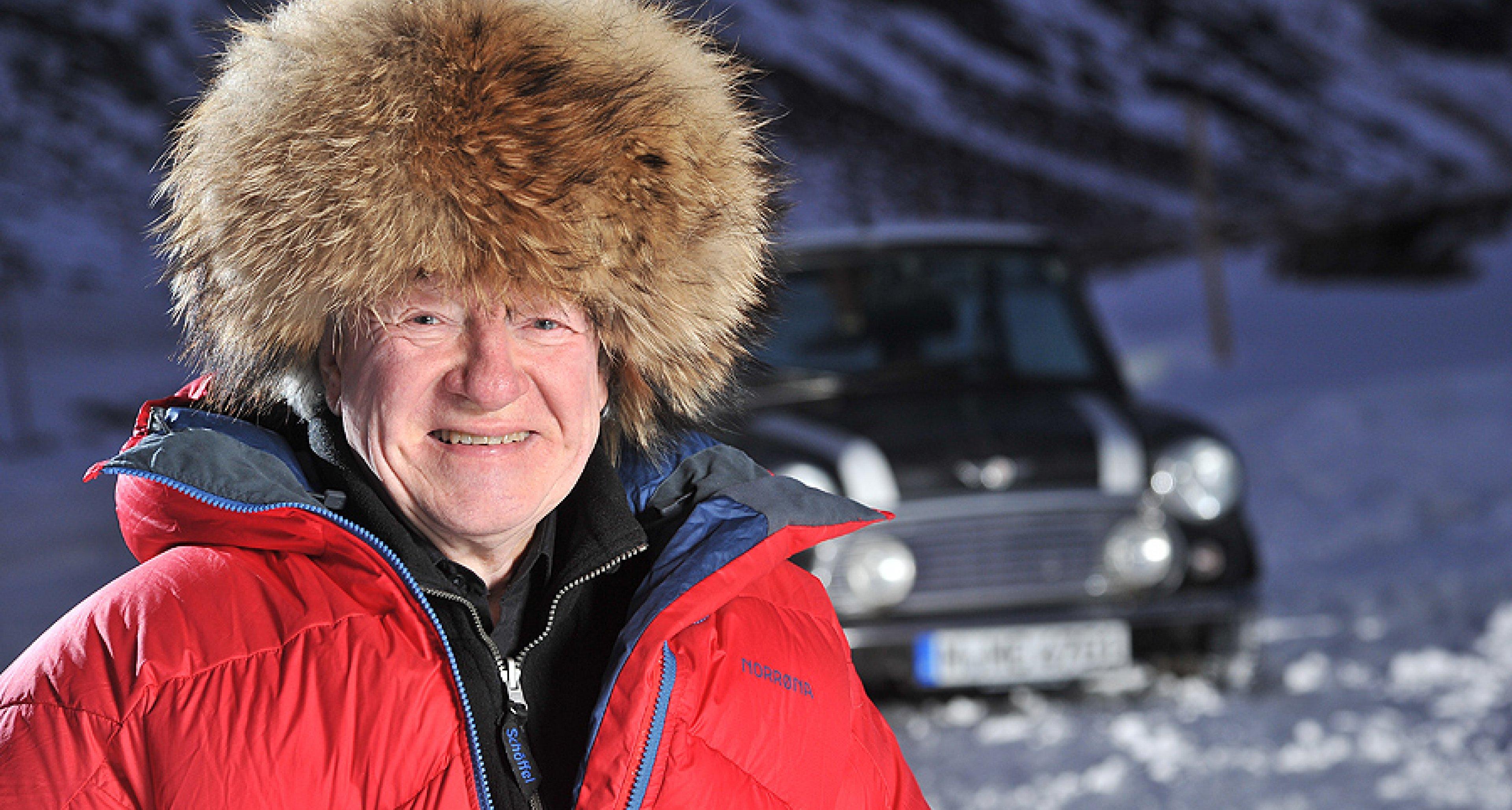 Zehn Fragen an: Rauno Aaltonen, Ren-Experte