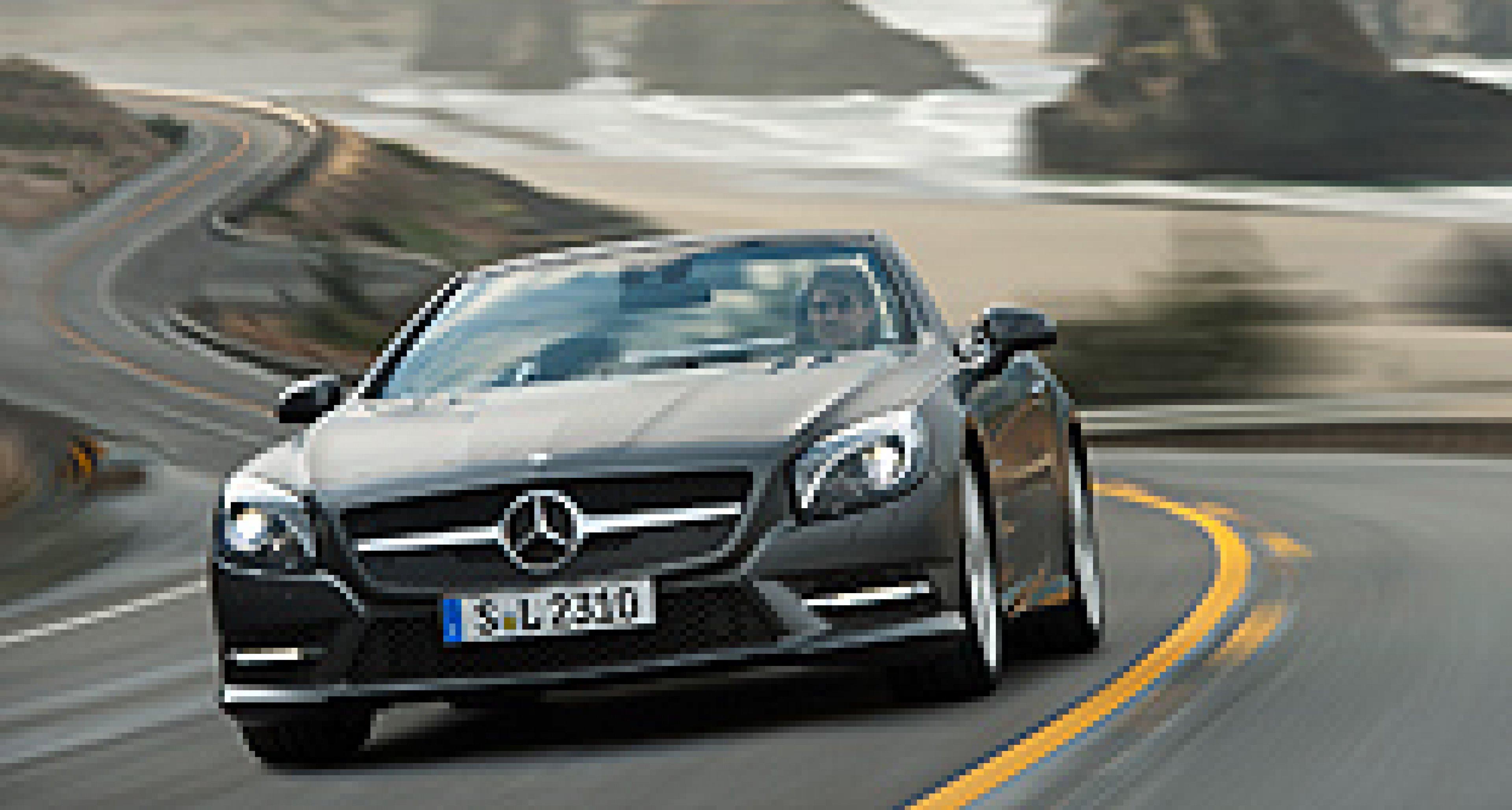 Videos: Der neue Mercedes-Benz SL