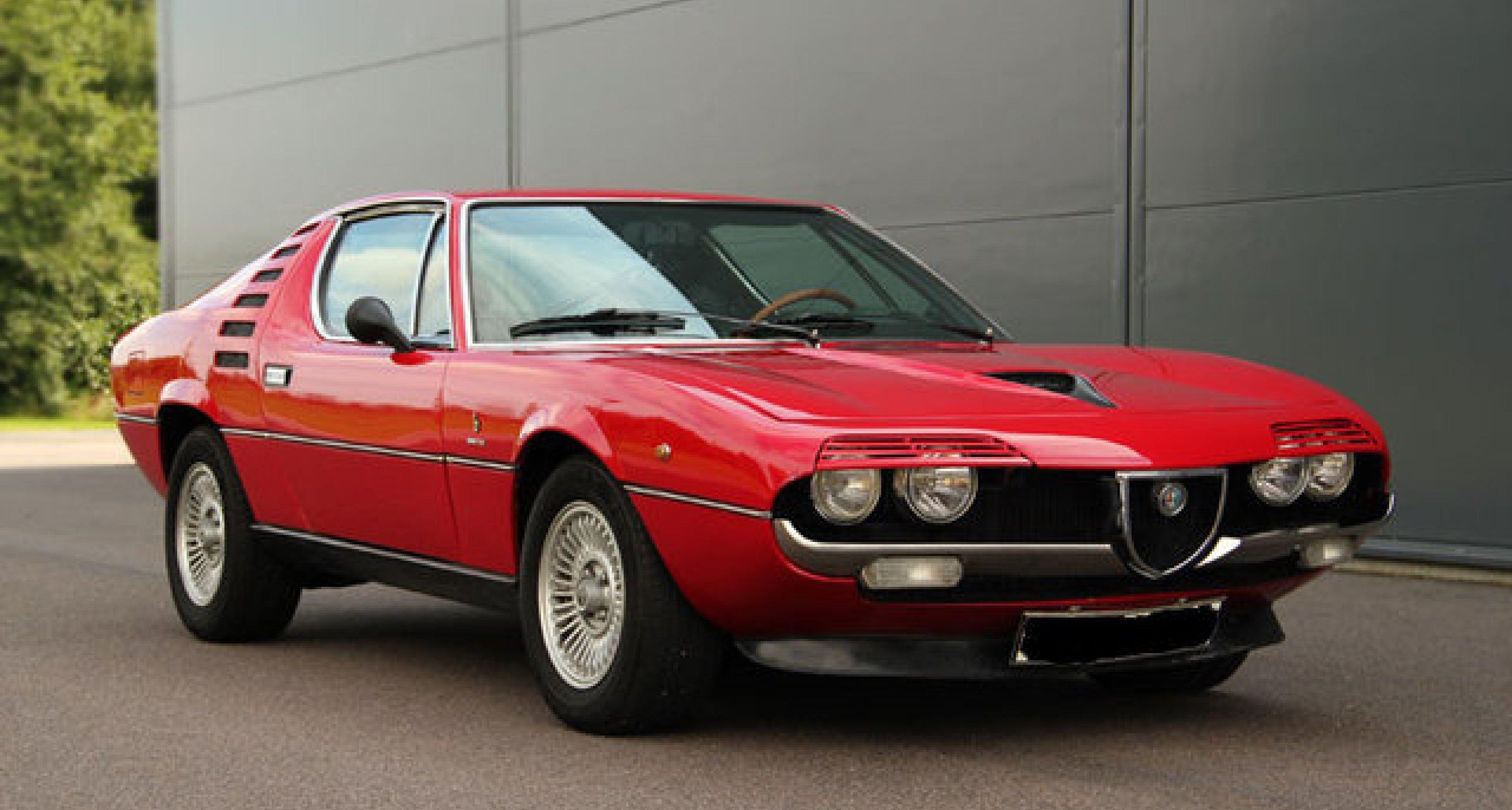 Editor S Choice 1972 Alfa Romeo Montreal Classic Driver