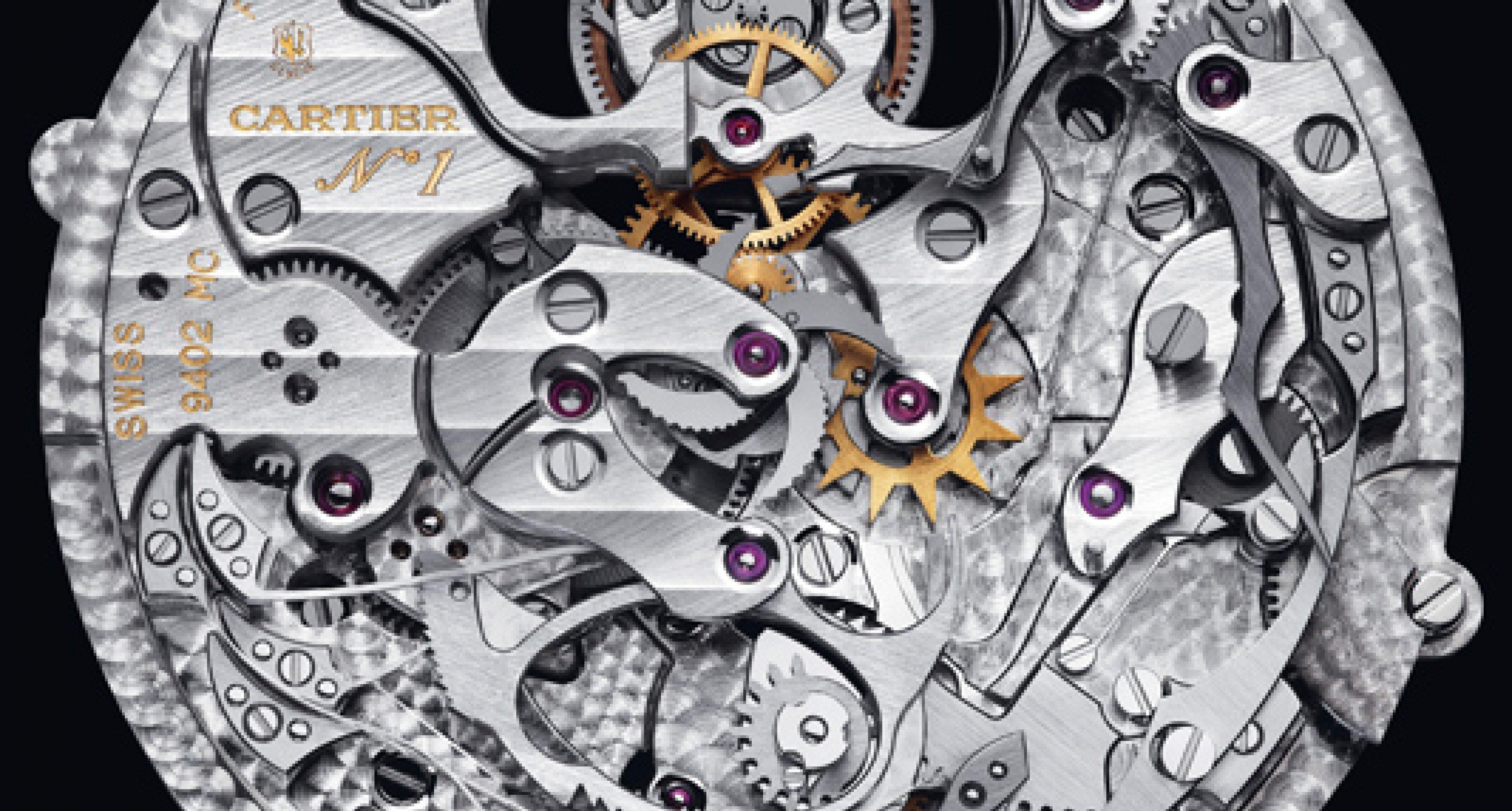 SIHH 2012: Rotonde de Cartier Minute Repeater Flying Tourbillion