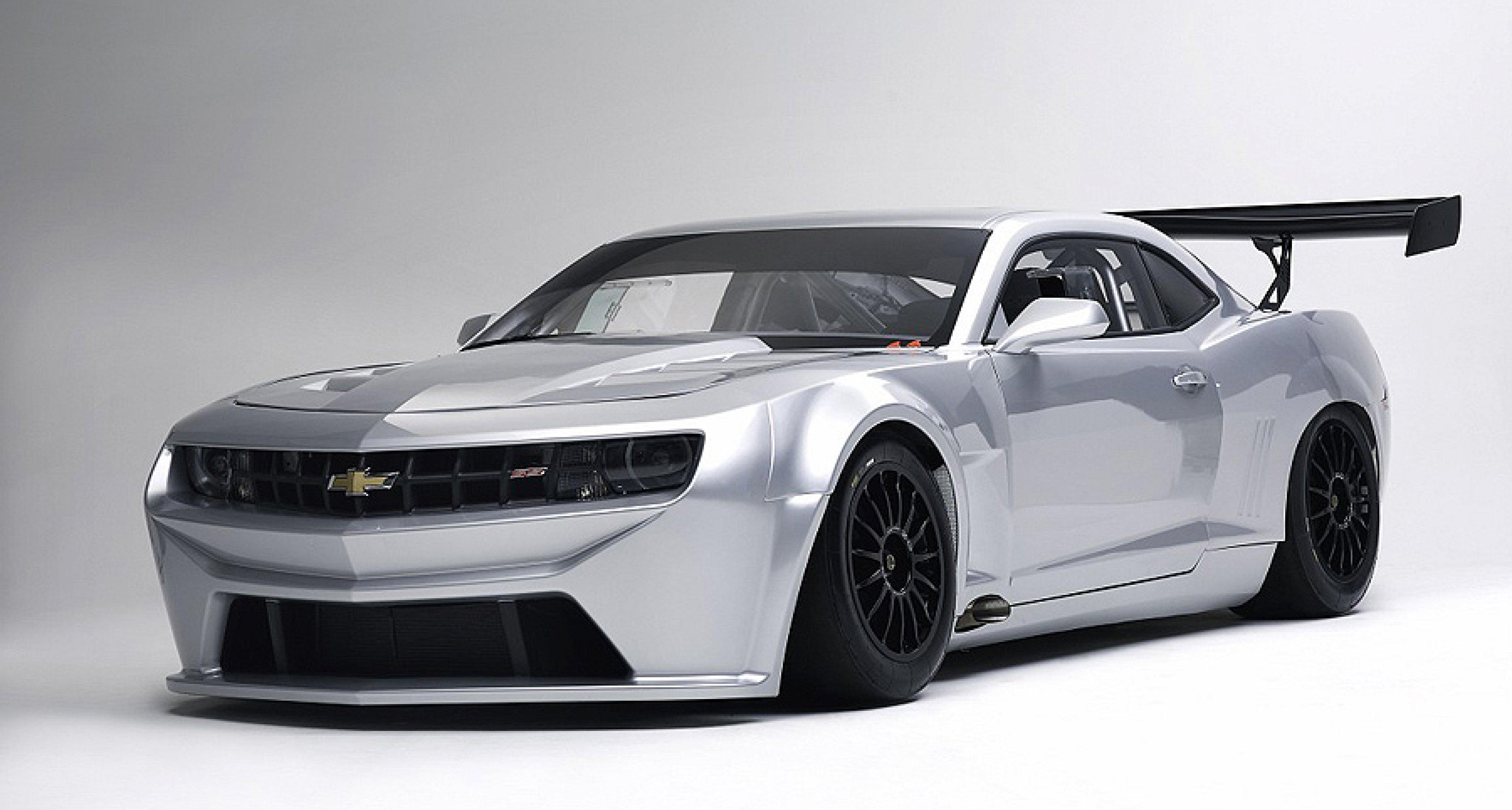 Chevrolet Camaro GT3: Für den preisbewussten Gentleman-Racer