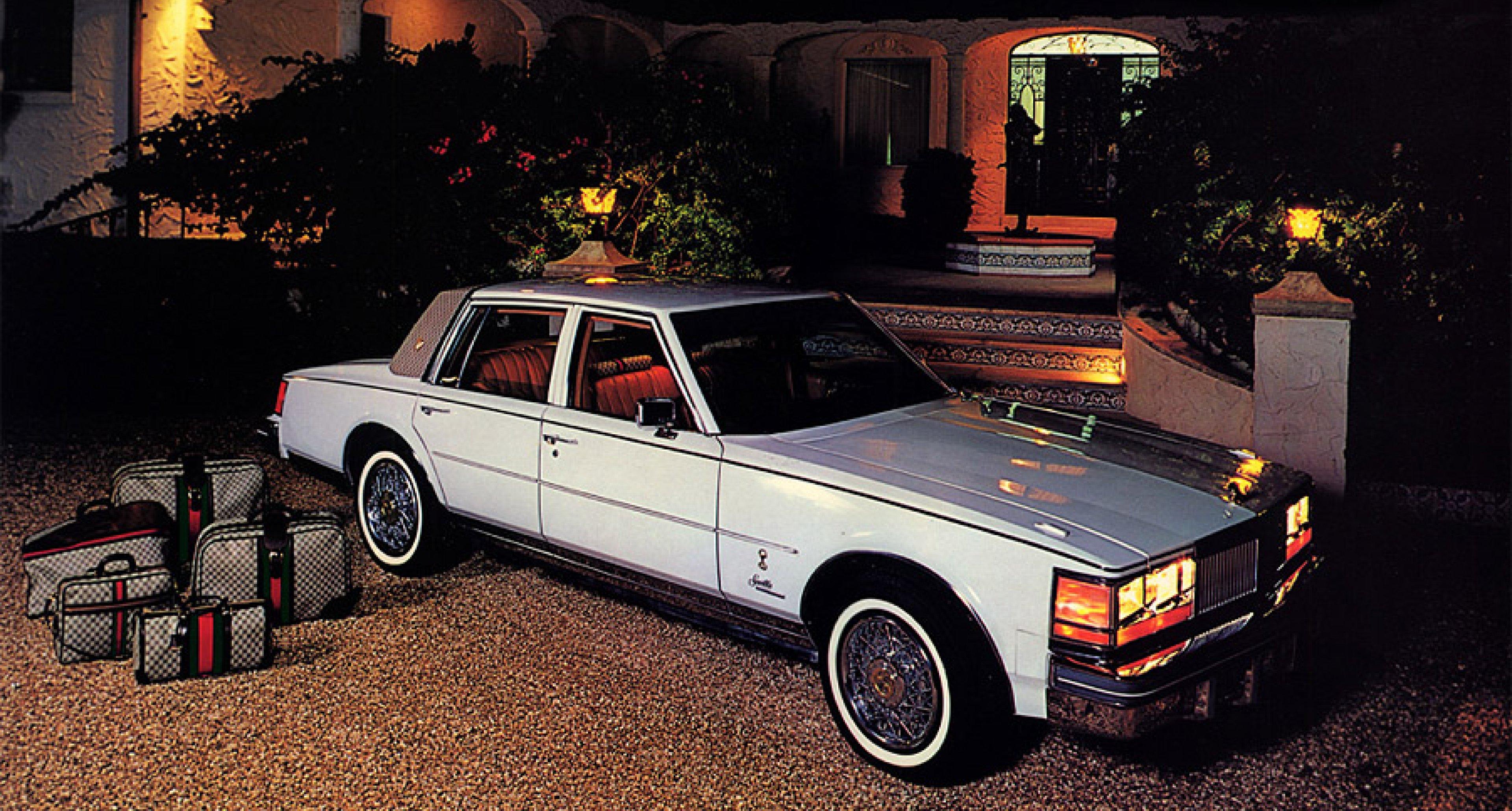 2018 Cadillac Seville >> Cadillac Seville designed by Gucci: Molto Americano! | Classic Driver Magazine