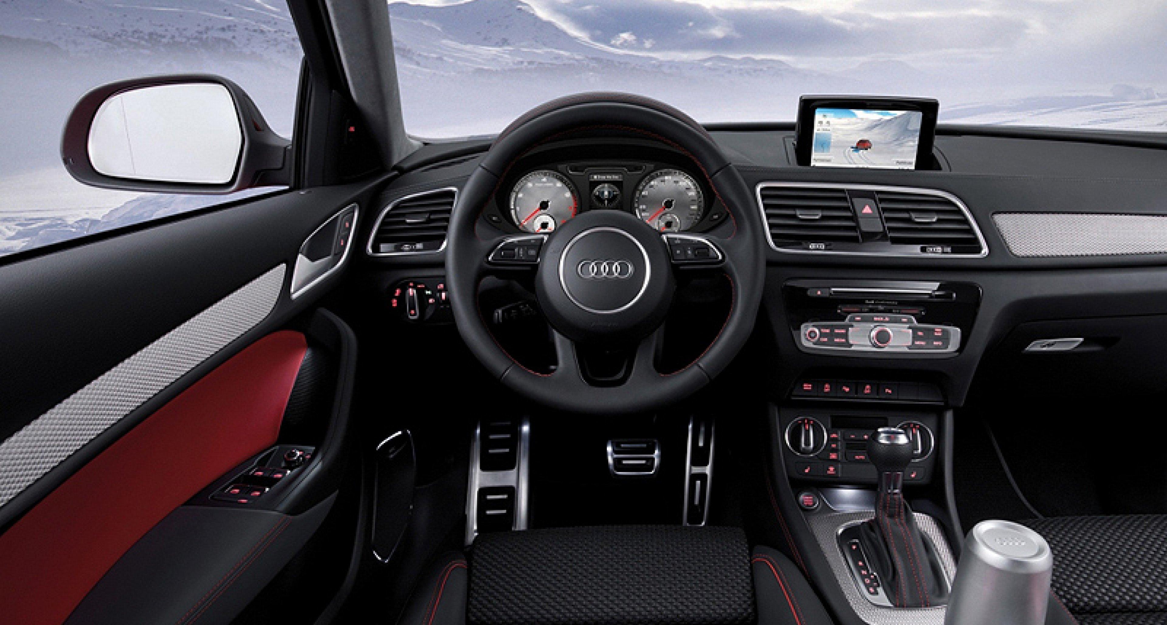 Detroit Auto Show 2012: Audi Q3 Vail