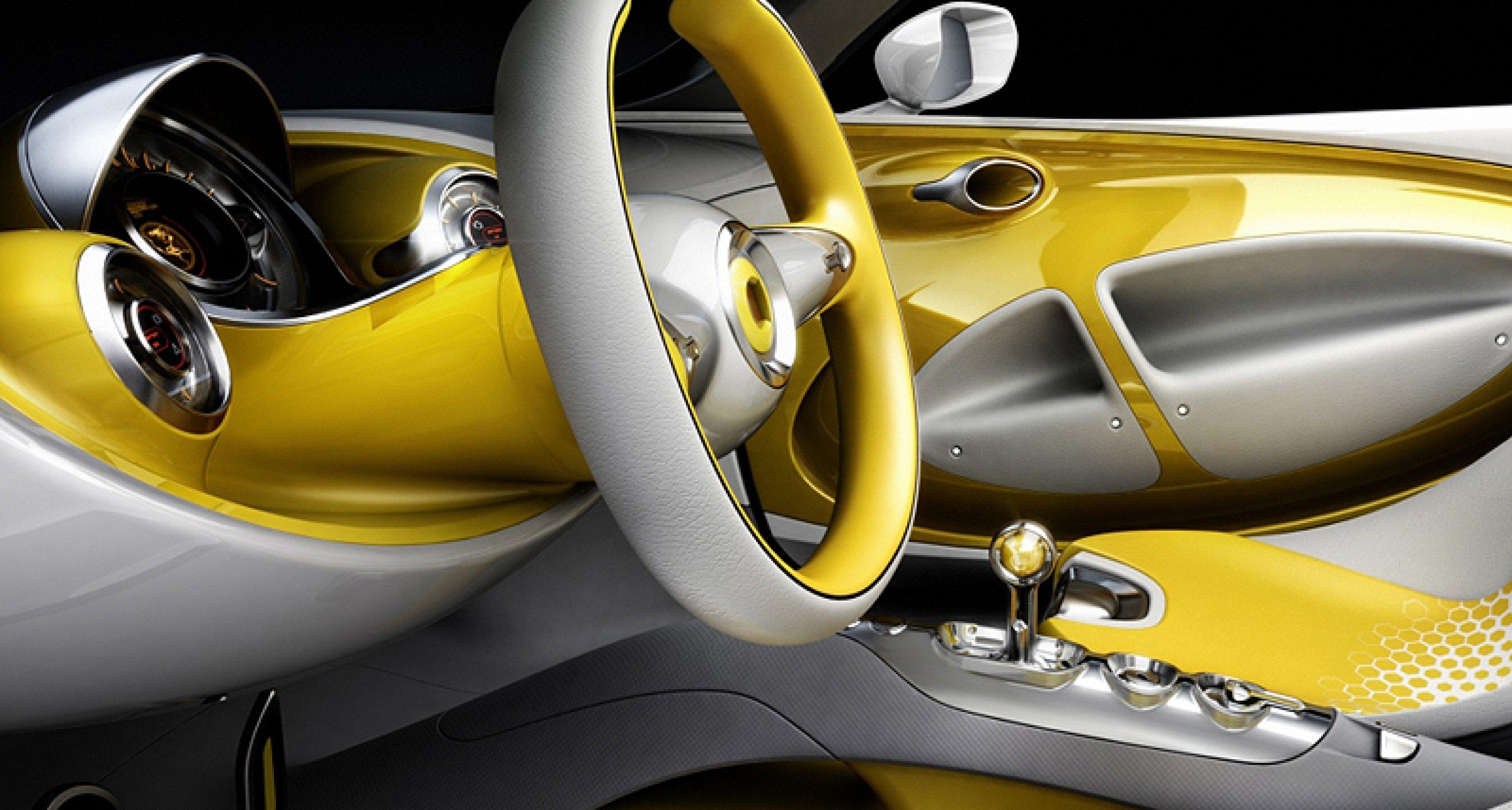 Detroit Auto Show 2012: Smart For-Us