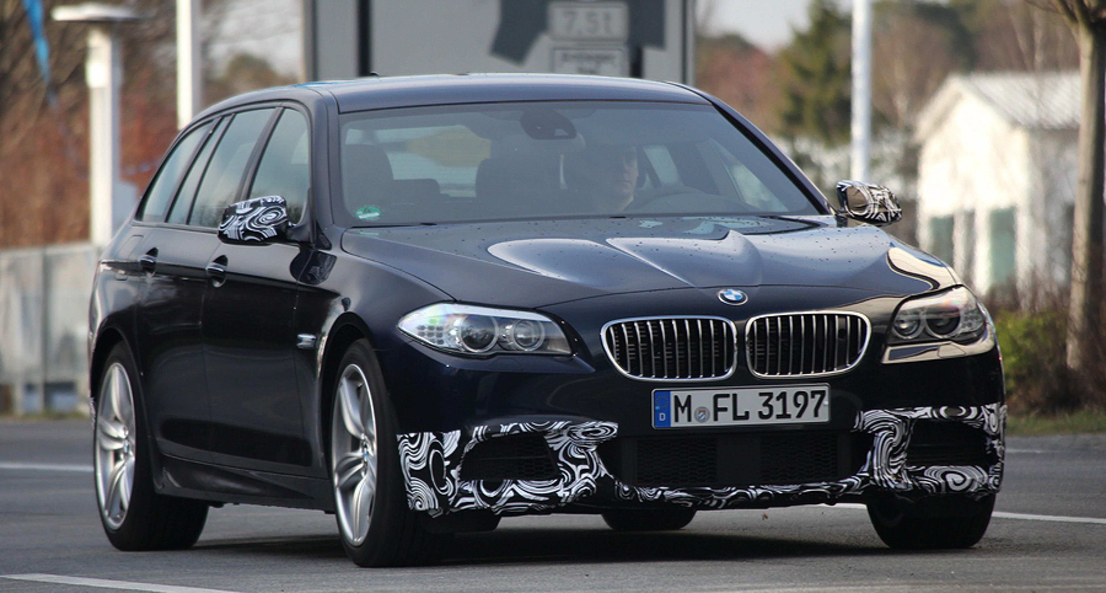 BMW M 550d xDrive: Tabubruch mit Diesel und Allrad
