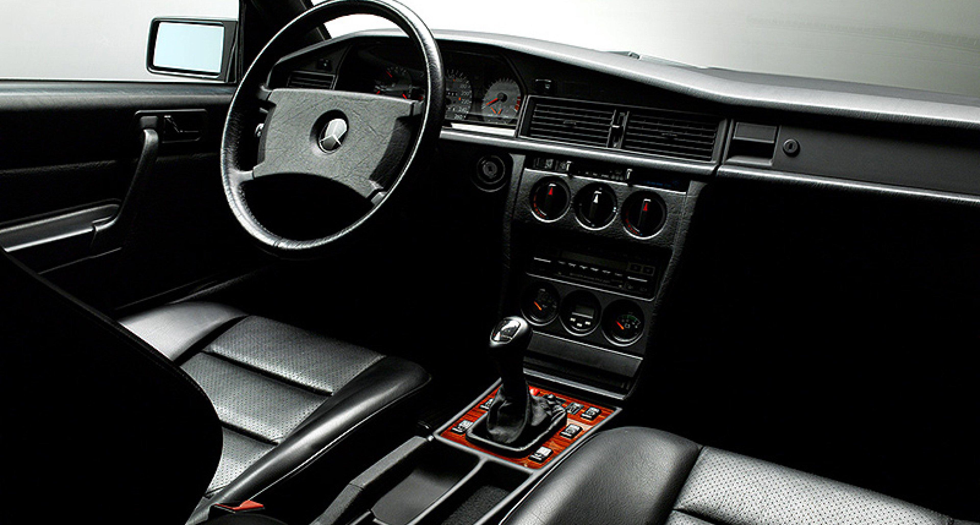 Mercedes-Benz 16V-Modelle: Die wilde Sechzehn