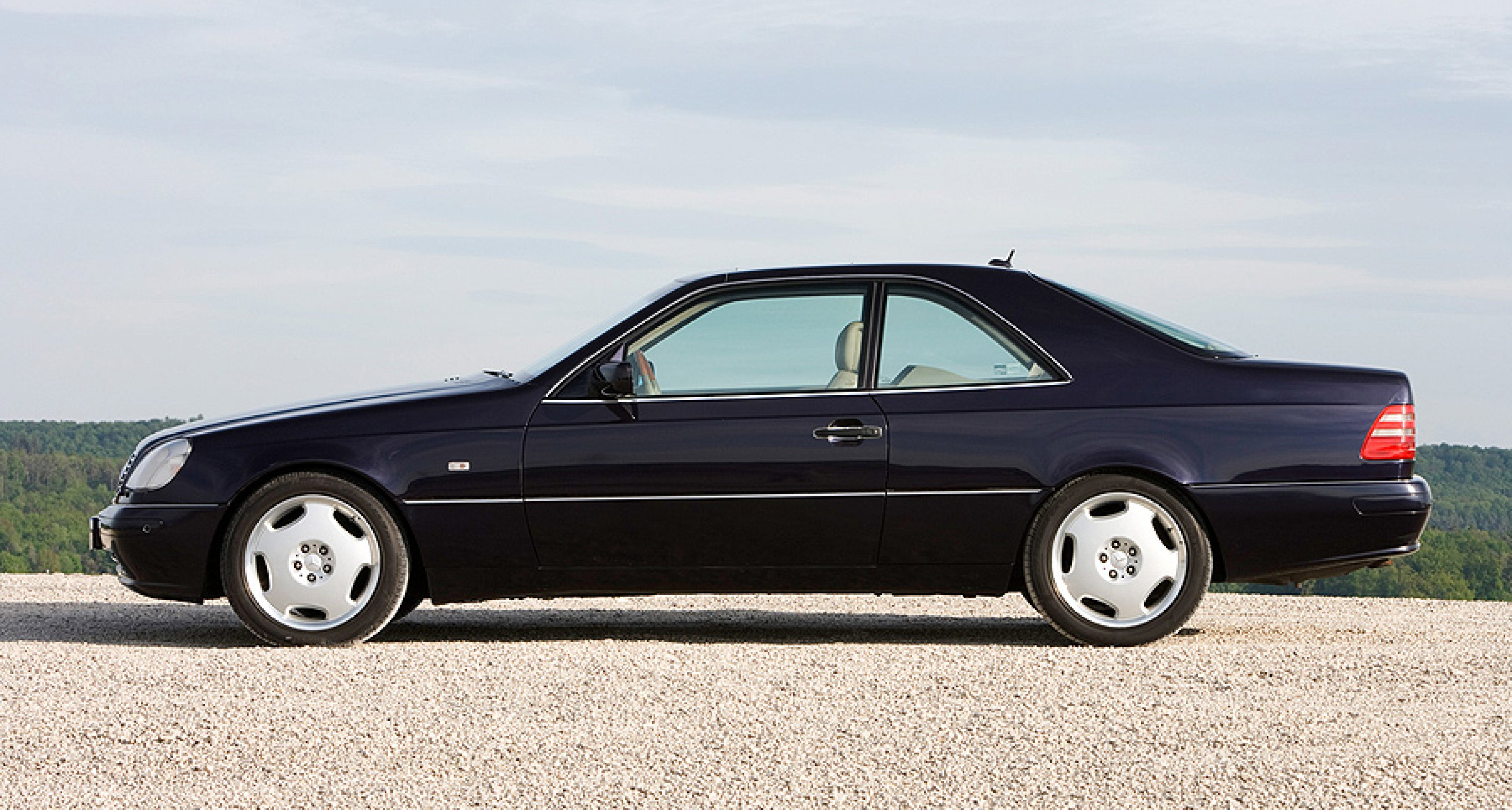Mercedes Coupe W140