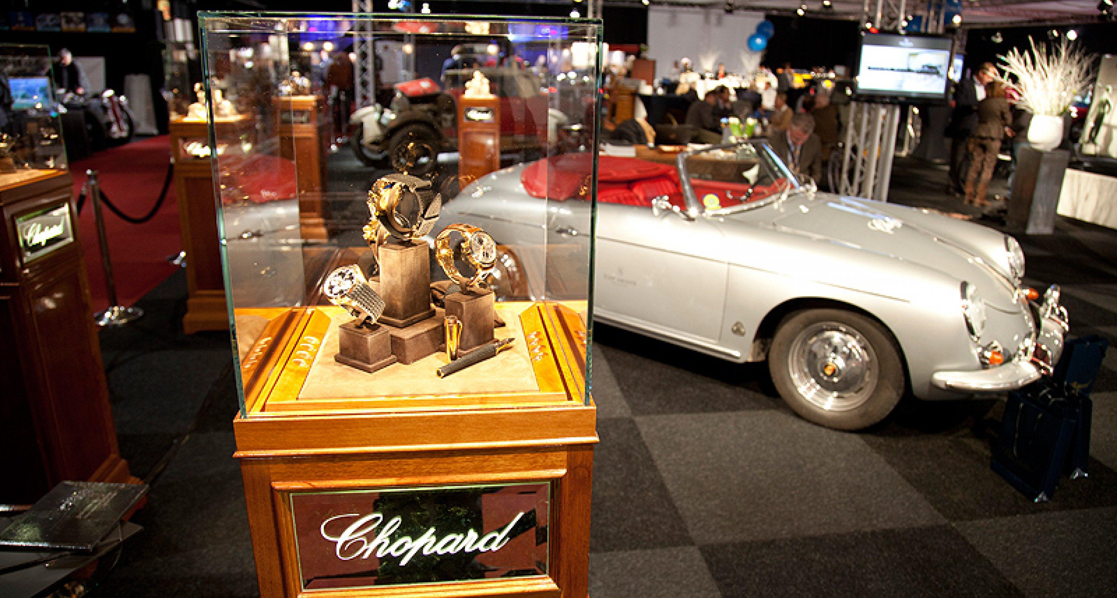 InterClassics & TopMobiel 2012 feiert Porsche und Mille Miglia