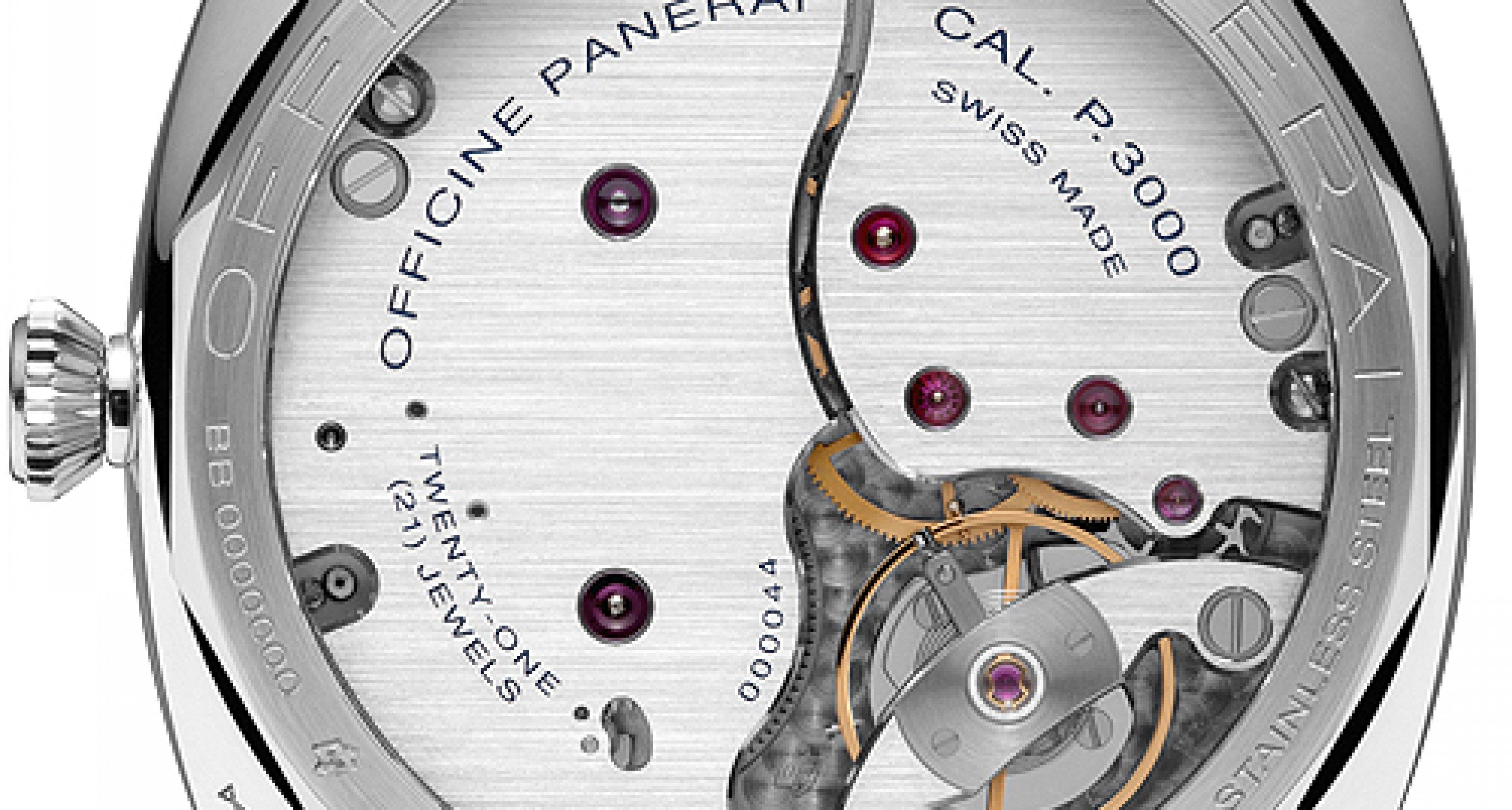 SIHH 2012: Panerai Radiomir California 3 Days