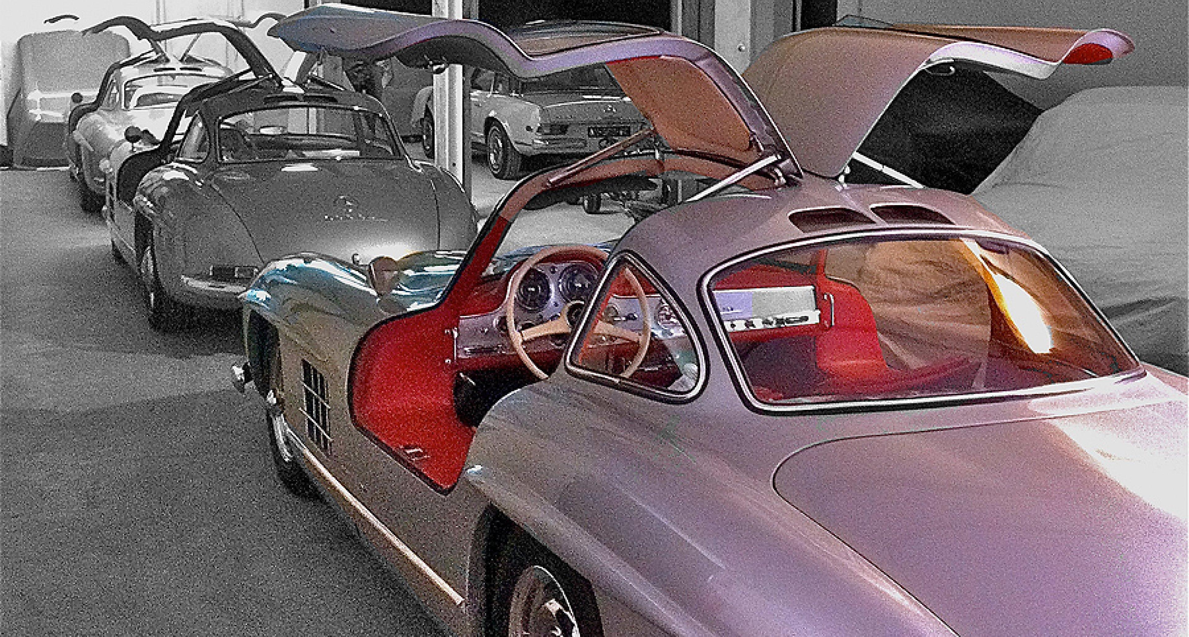 Neu im Classic Driver Markplatz: Classic Sport Leicht