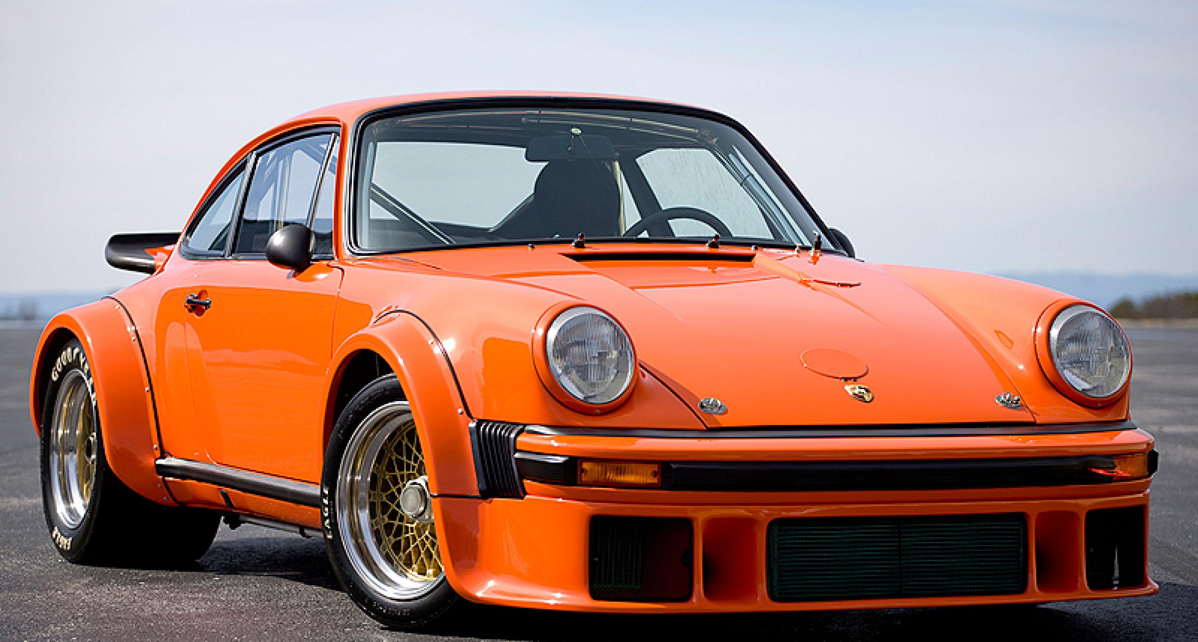Drendel Porsche Collection kommt unter den Hammer