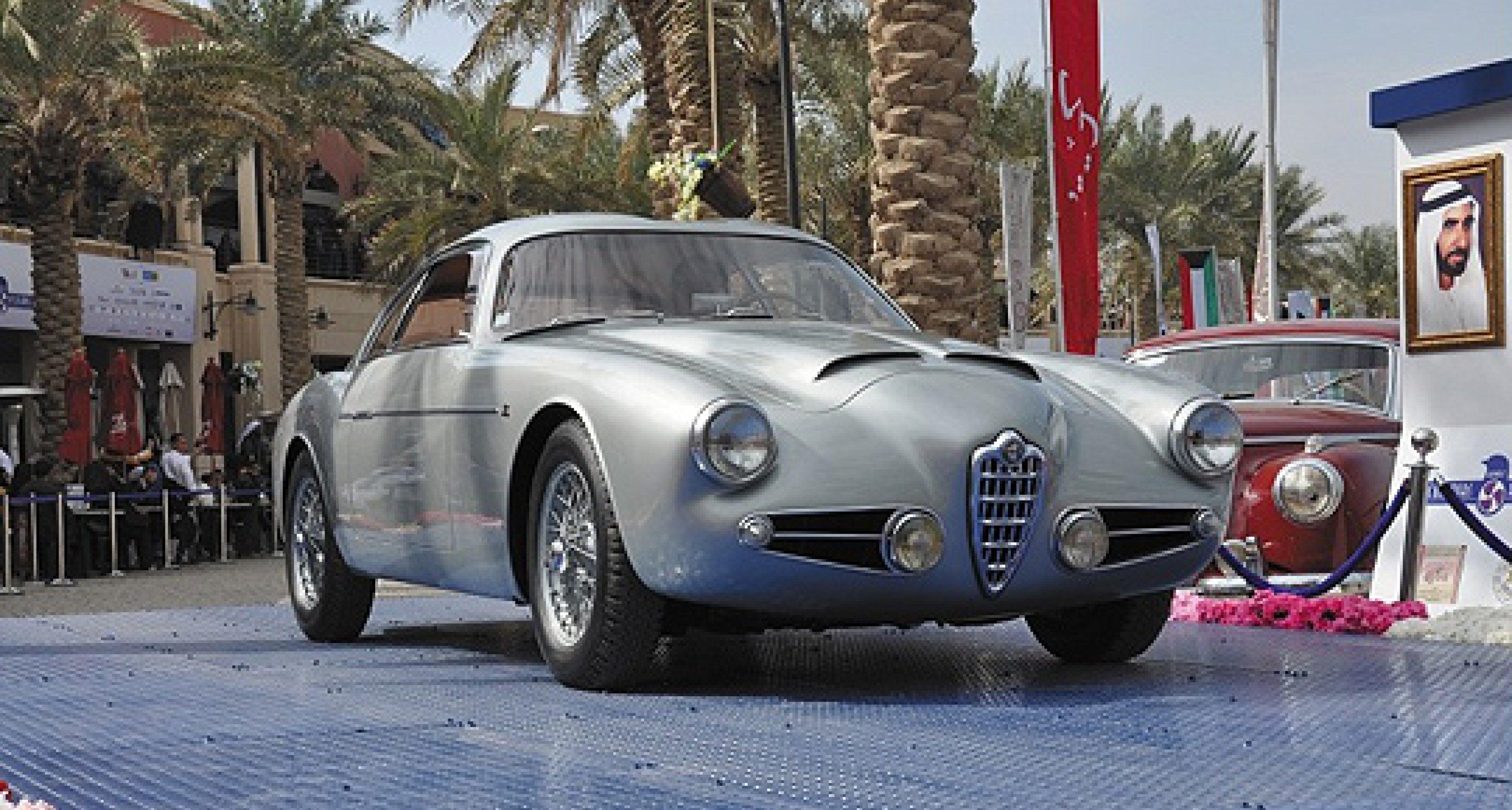 Kuwait Concours d'Elegance 2012:
