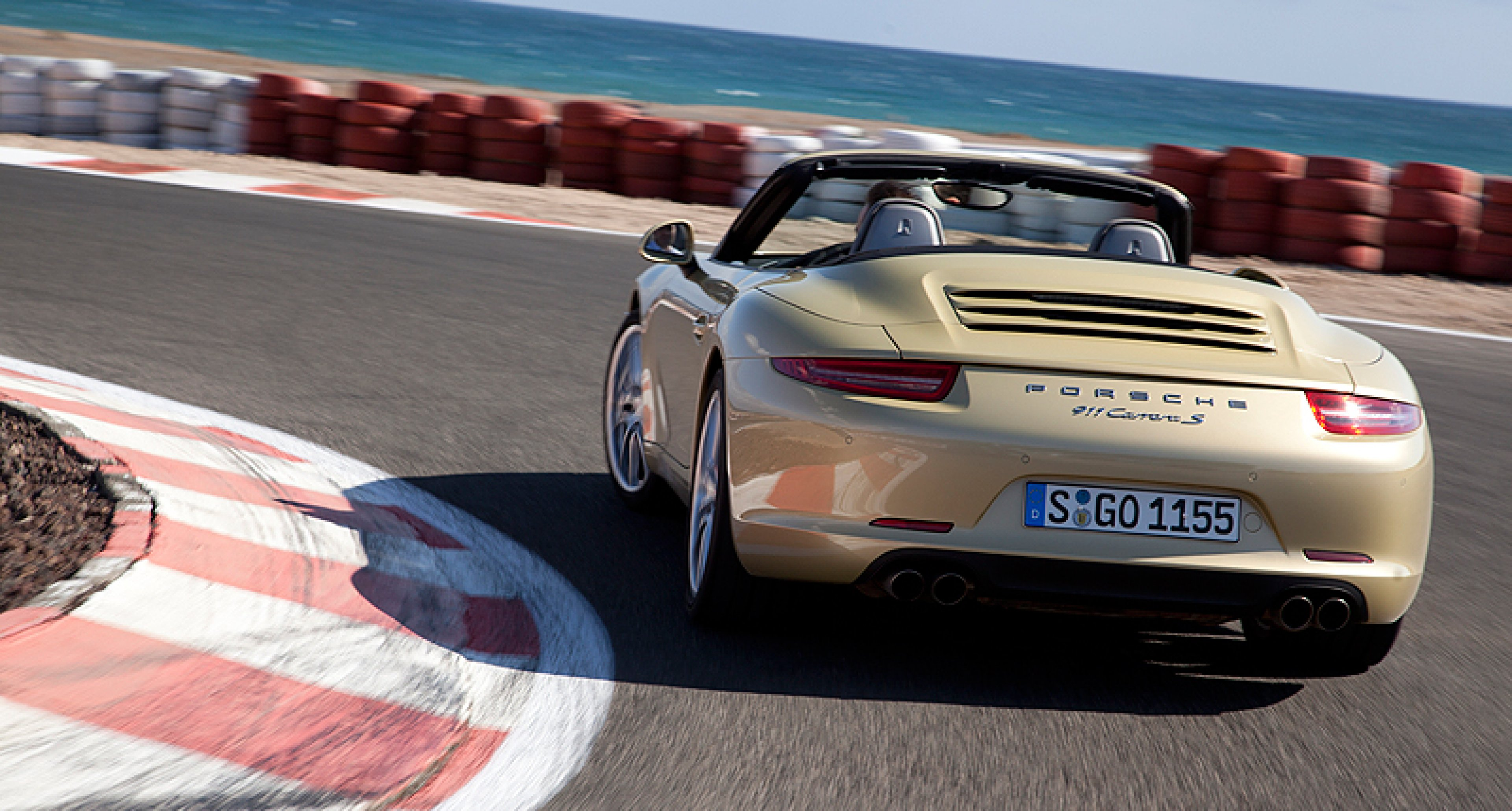 Porsche 911 Carrera Cabriolet: Rasante Neueröffnung