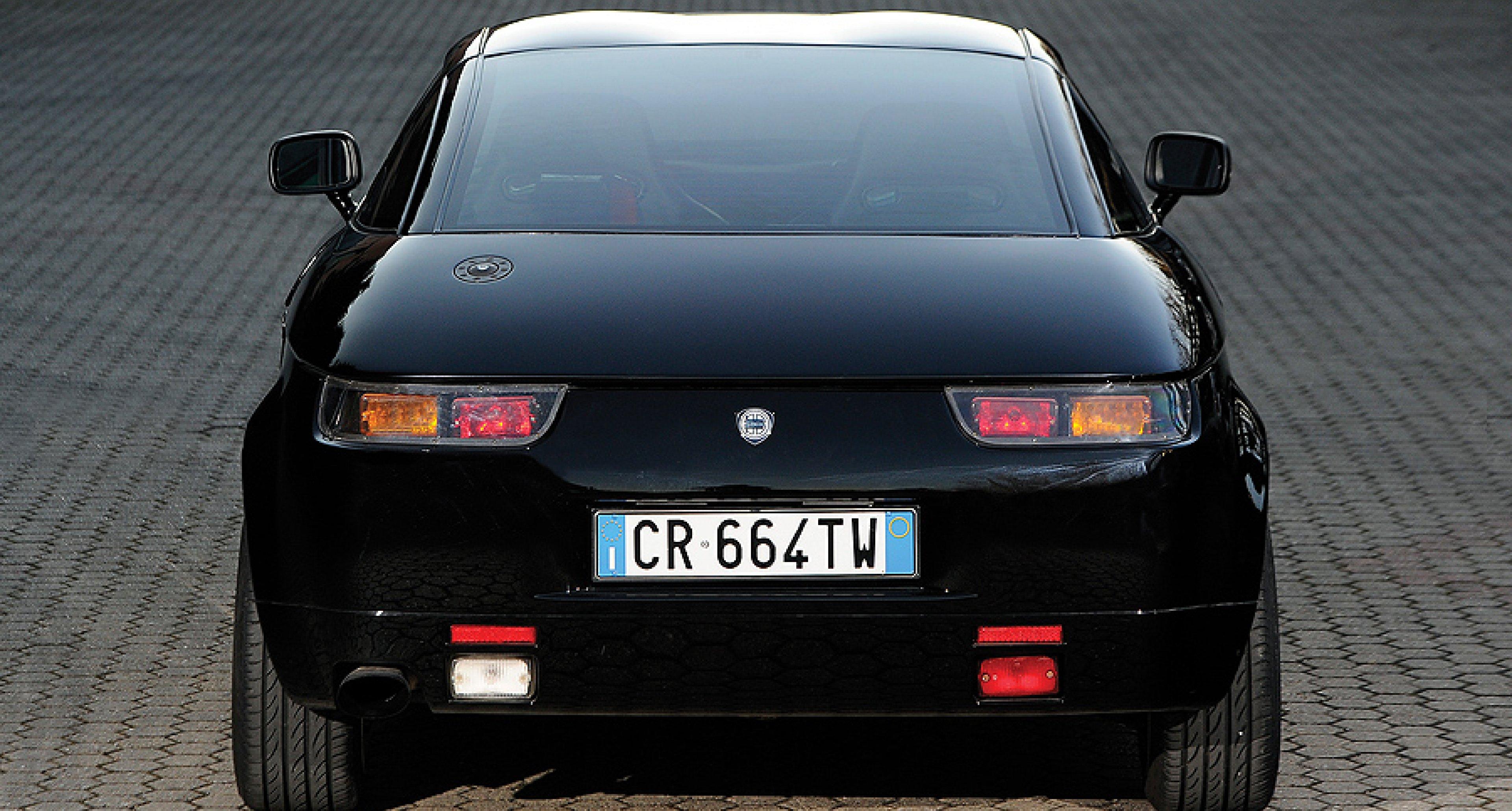 Lancia Hyena: Erstmals wieder in freier Wildbahn