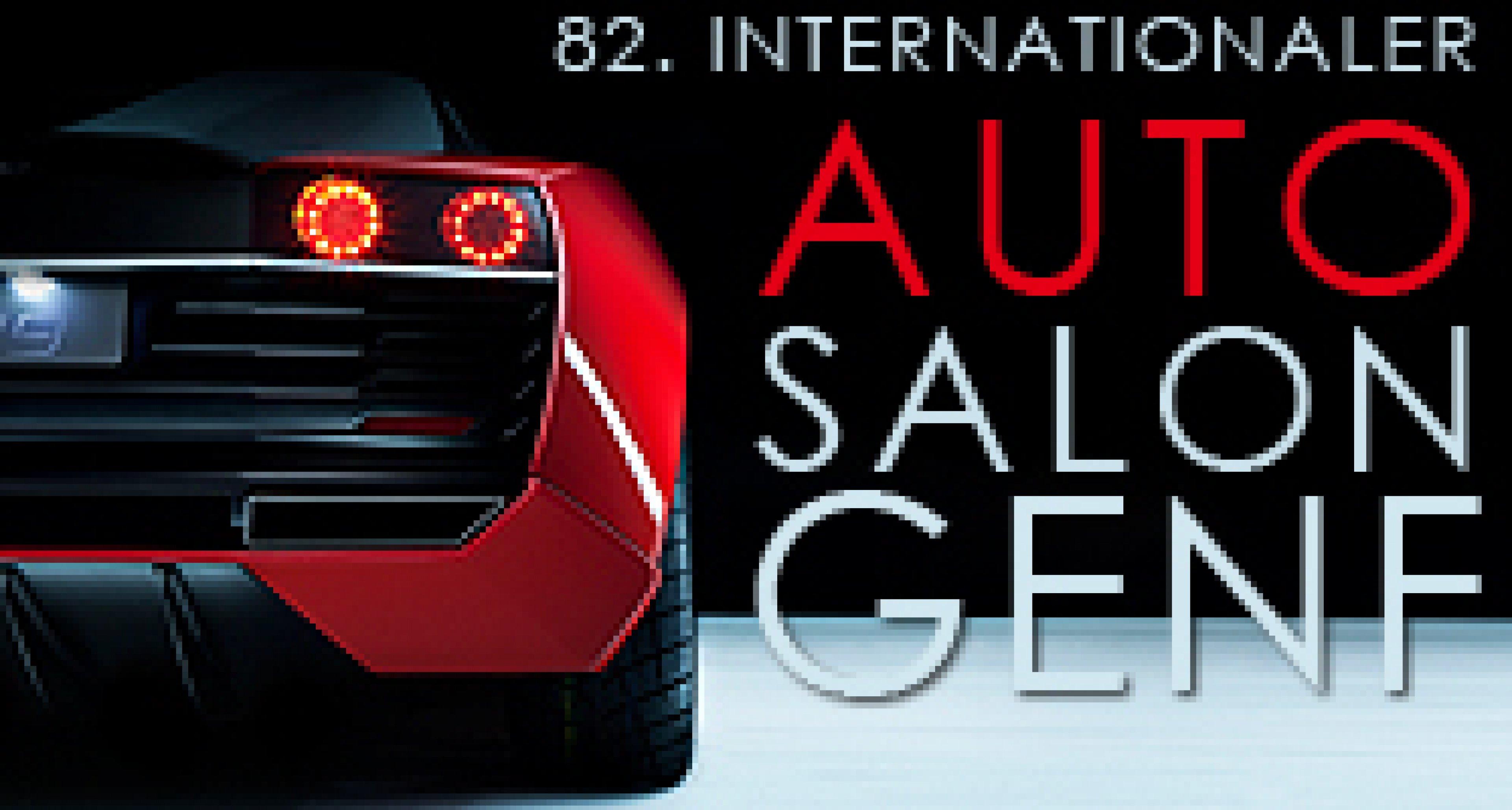 Genfer Salon 2012: Premierenüberblick