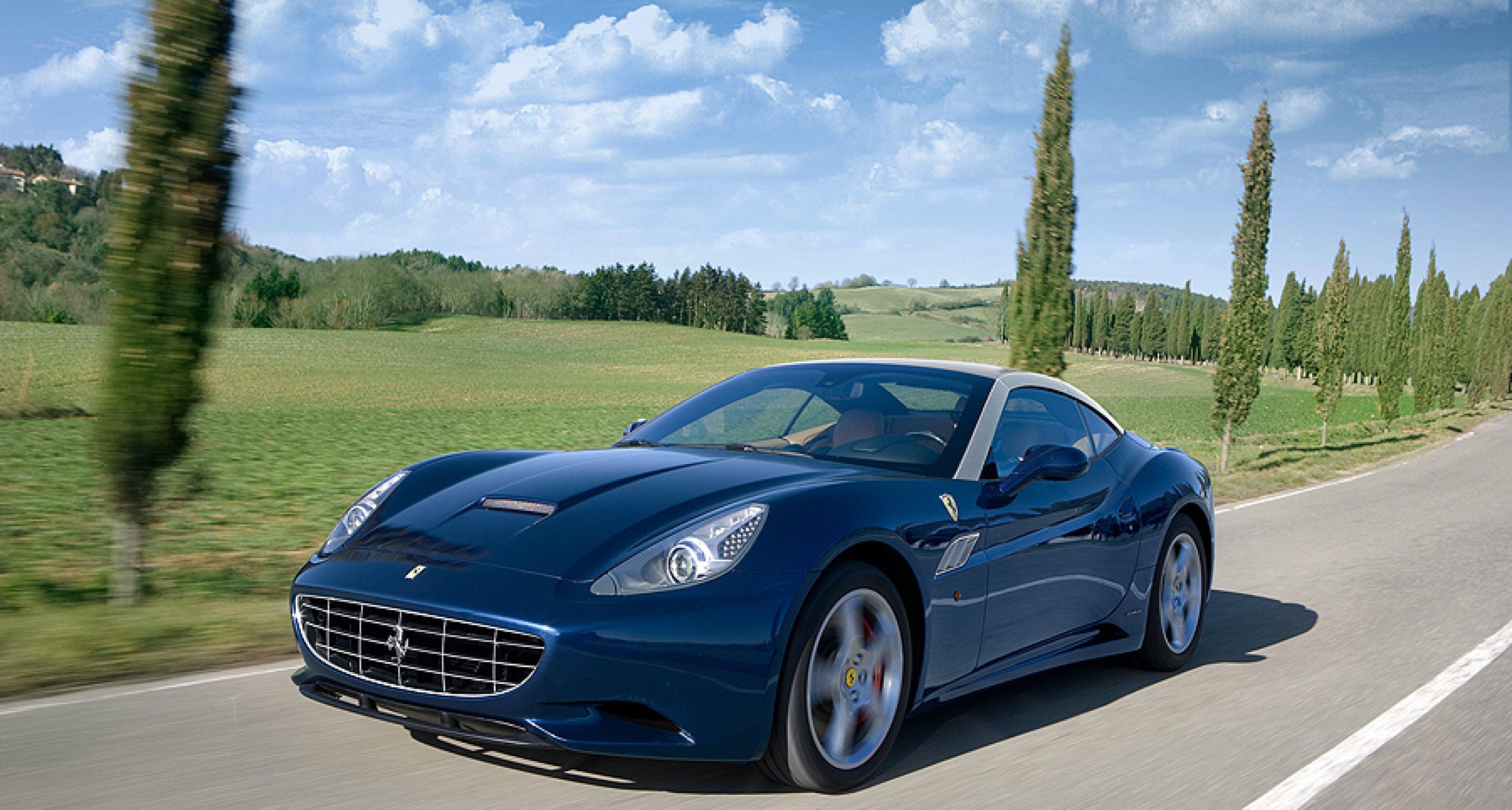 Genfer Salon 2012: Ferrari California wird schneller und leichter