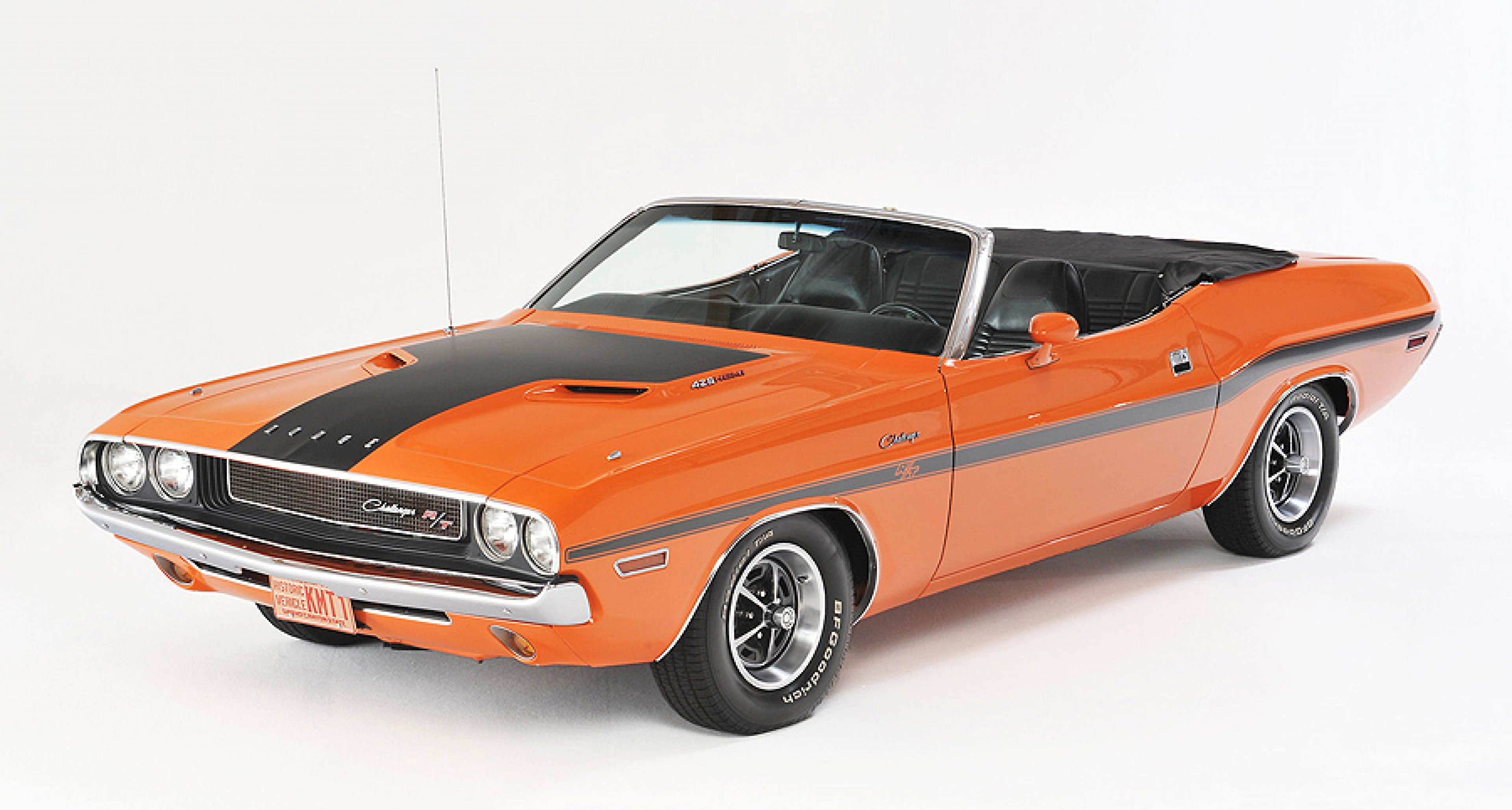editor's choice: 1970 dodge challenger hemi r/t cabriolet | classic