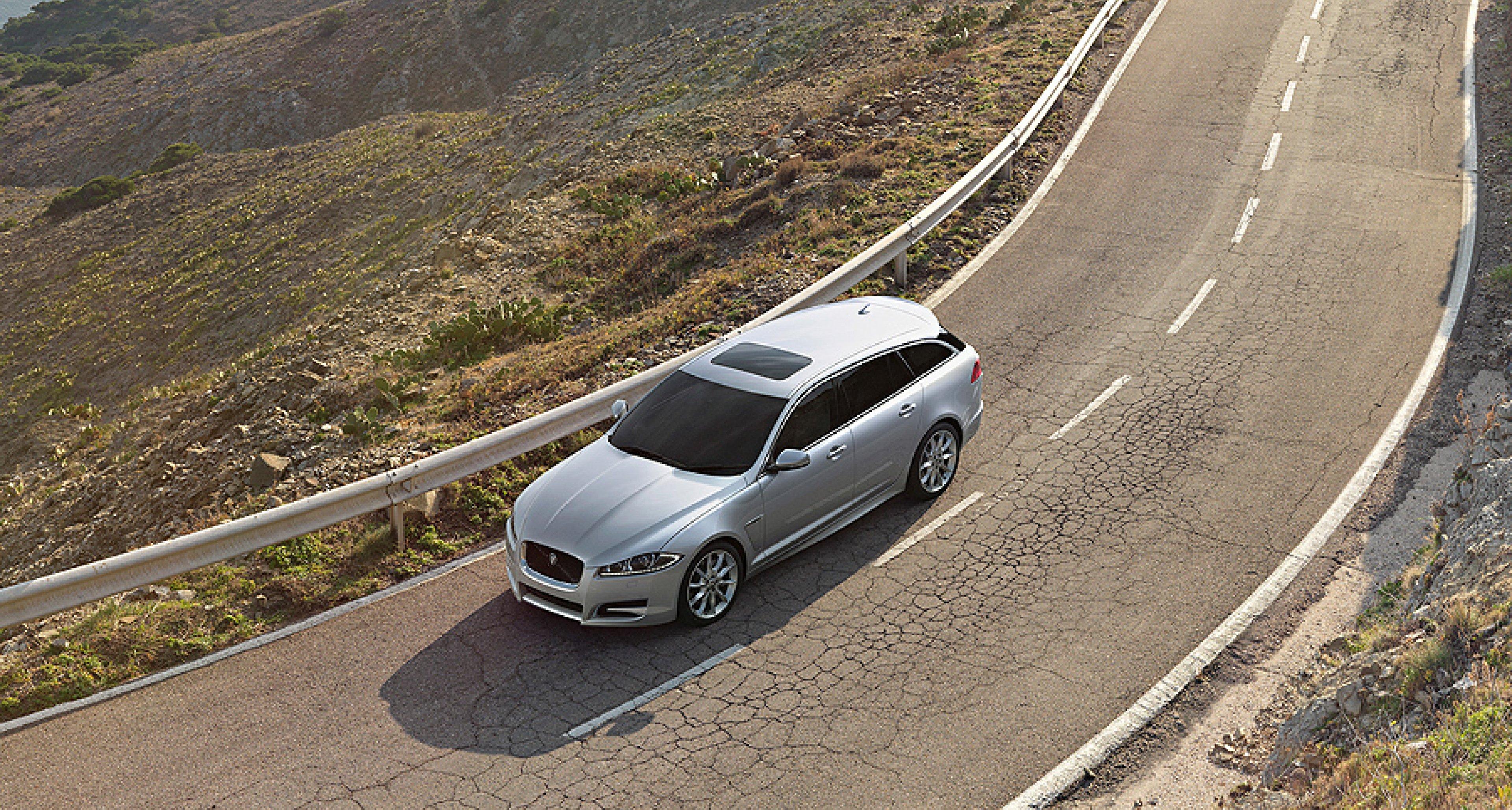 Jaguar XF Sportbrake: Enttarnt