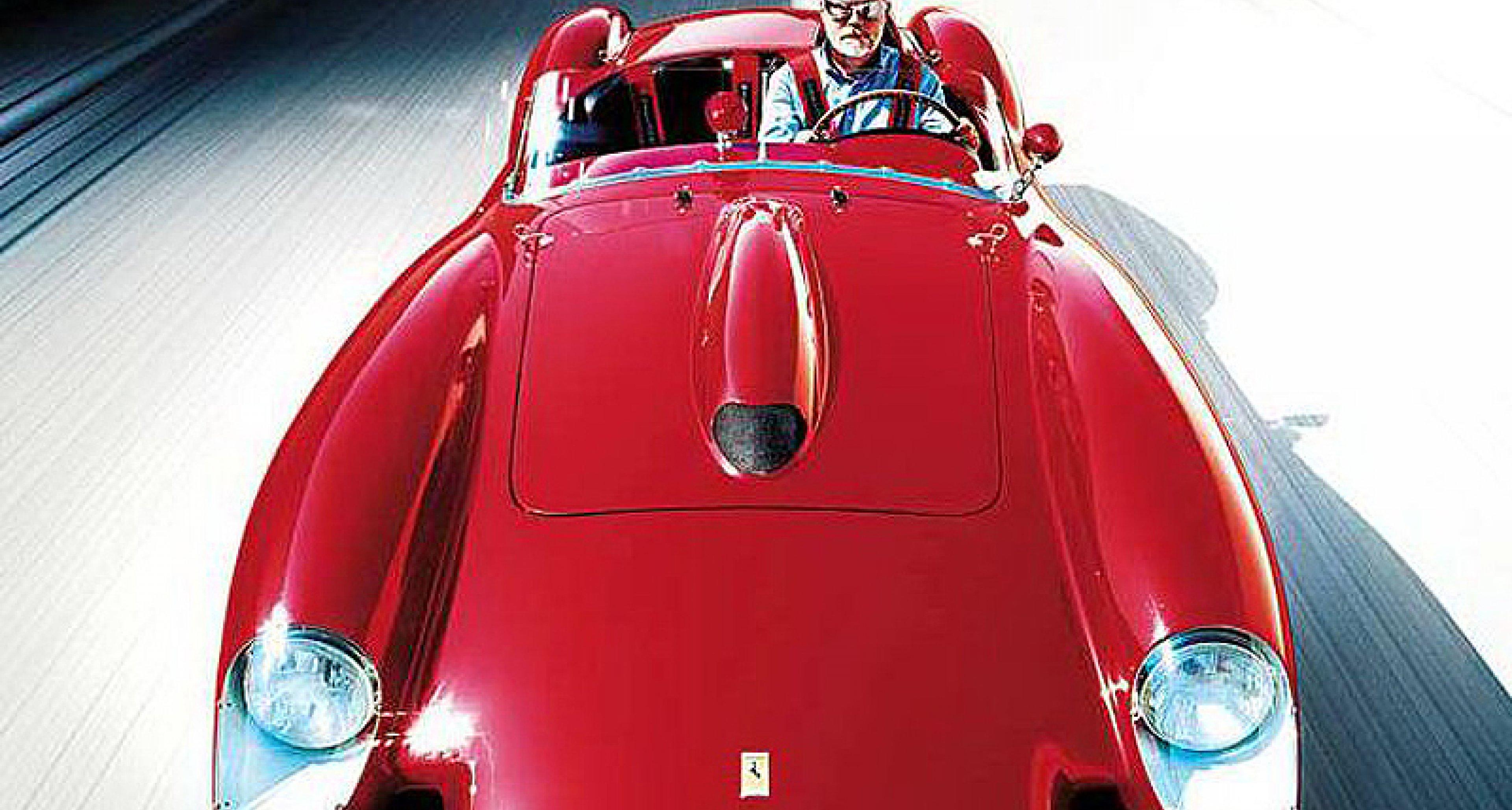 Mythos Ferrari: Große Ferrari Foto-Ausstellung