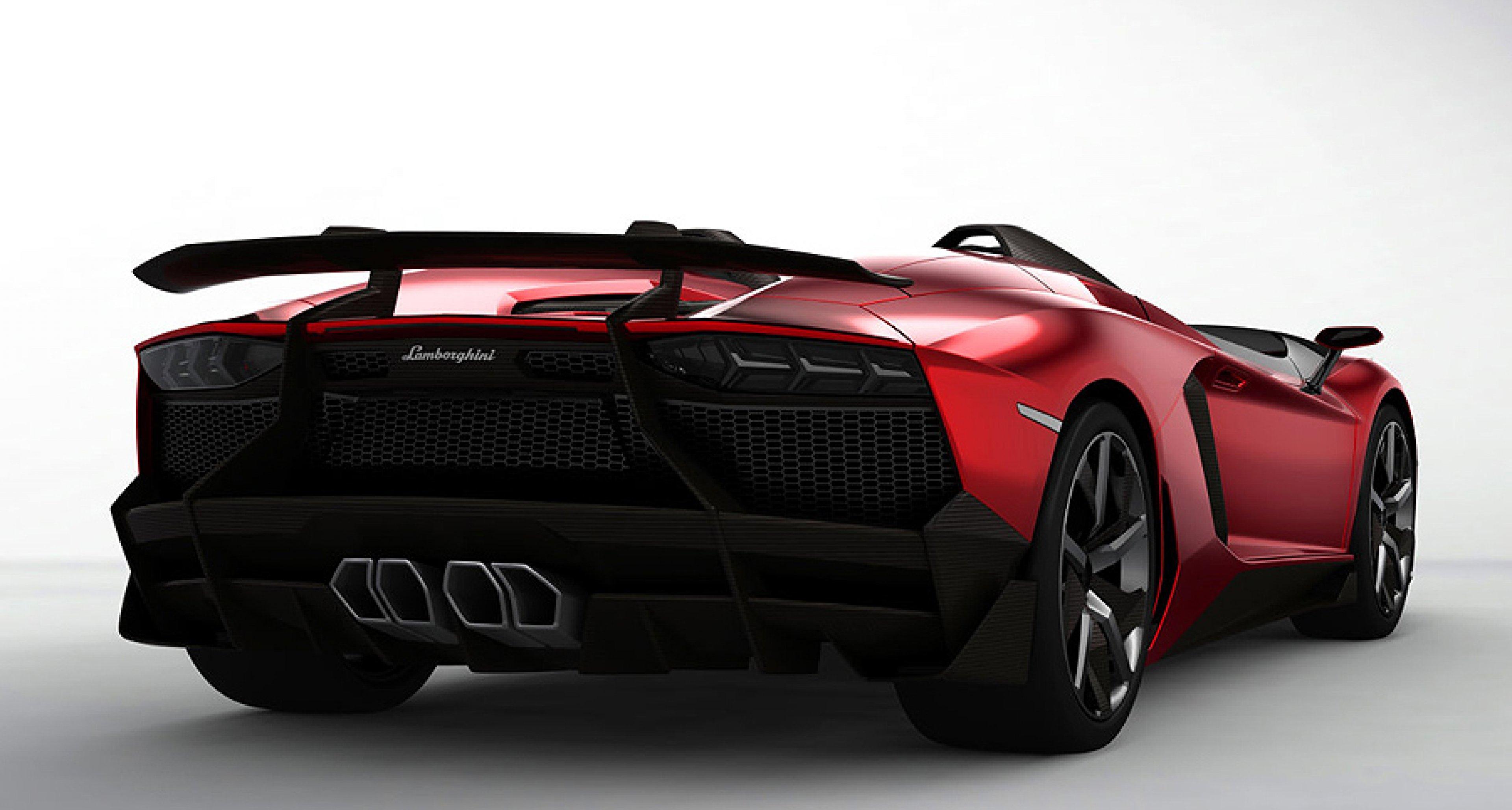 Lamborghini Aventador J: Keine Kompromisse