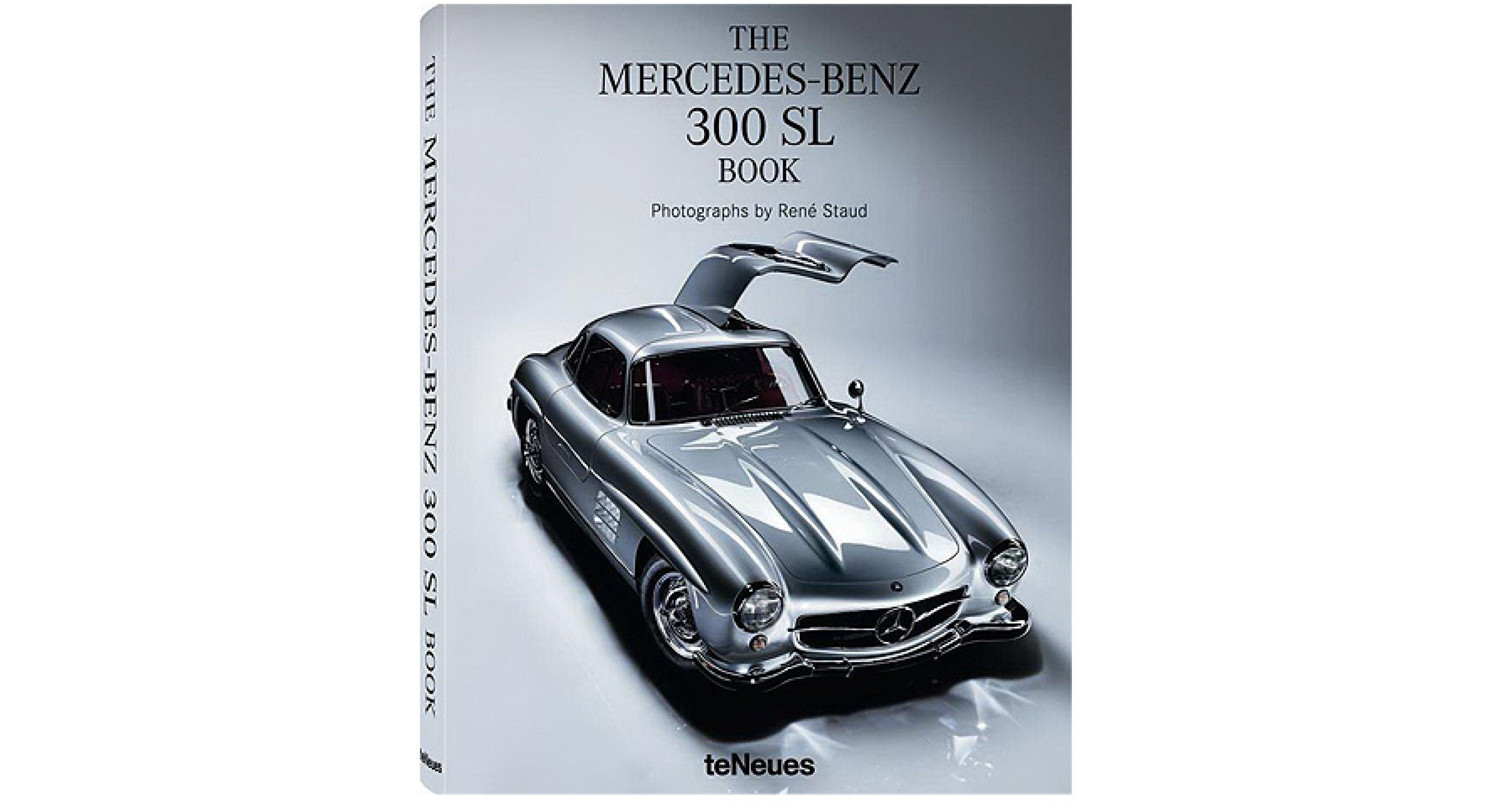 The mercedes benz 300sl book classic driver magazine for Mercedes benz classic magazine
