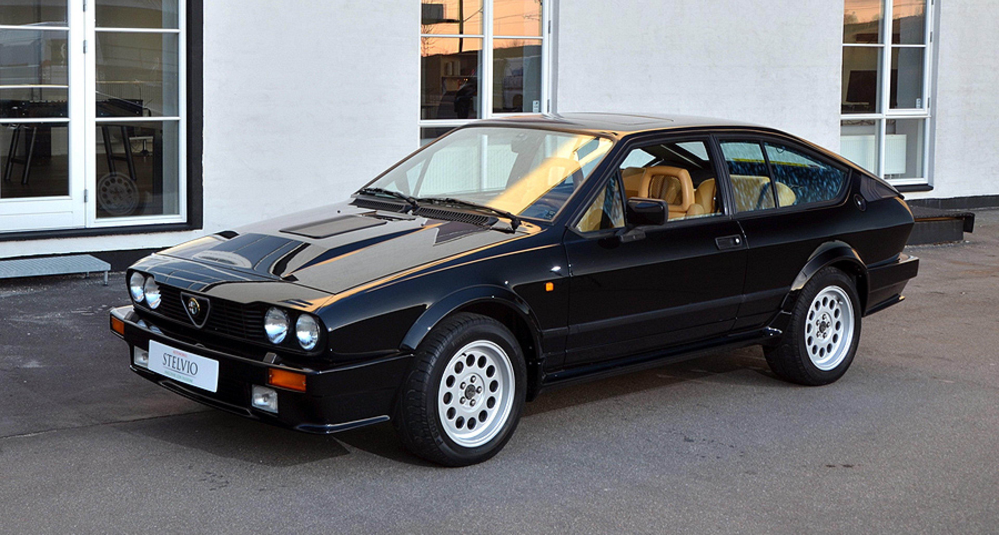 Modern Classic: Alfa Romeo GTV6 Grand Prix | Classic ...