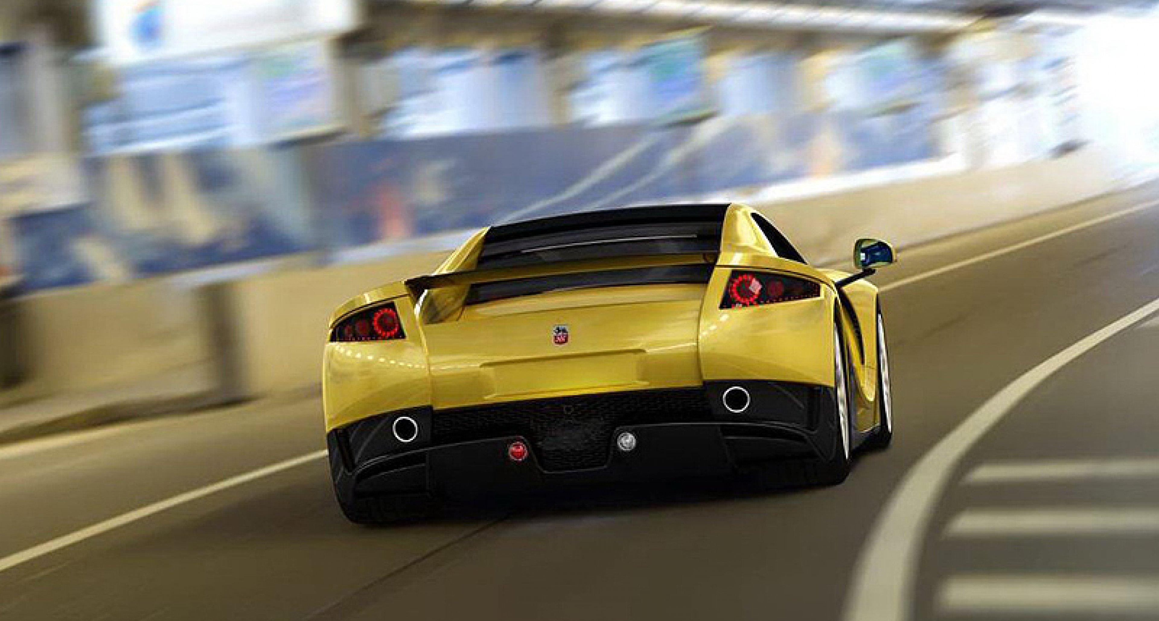 GTA Spano: Spanish Fly!