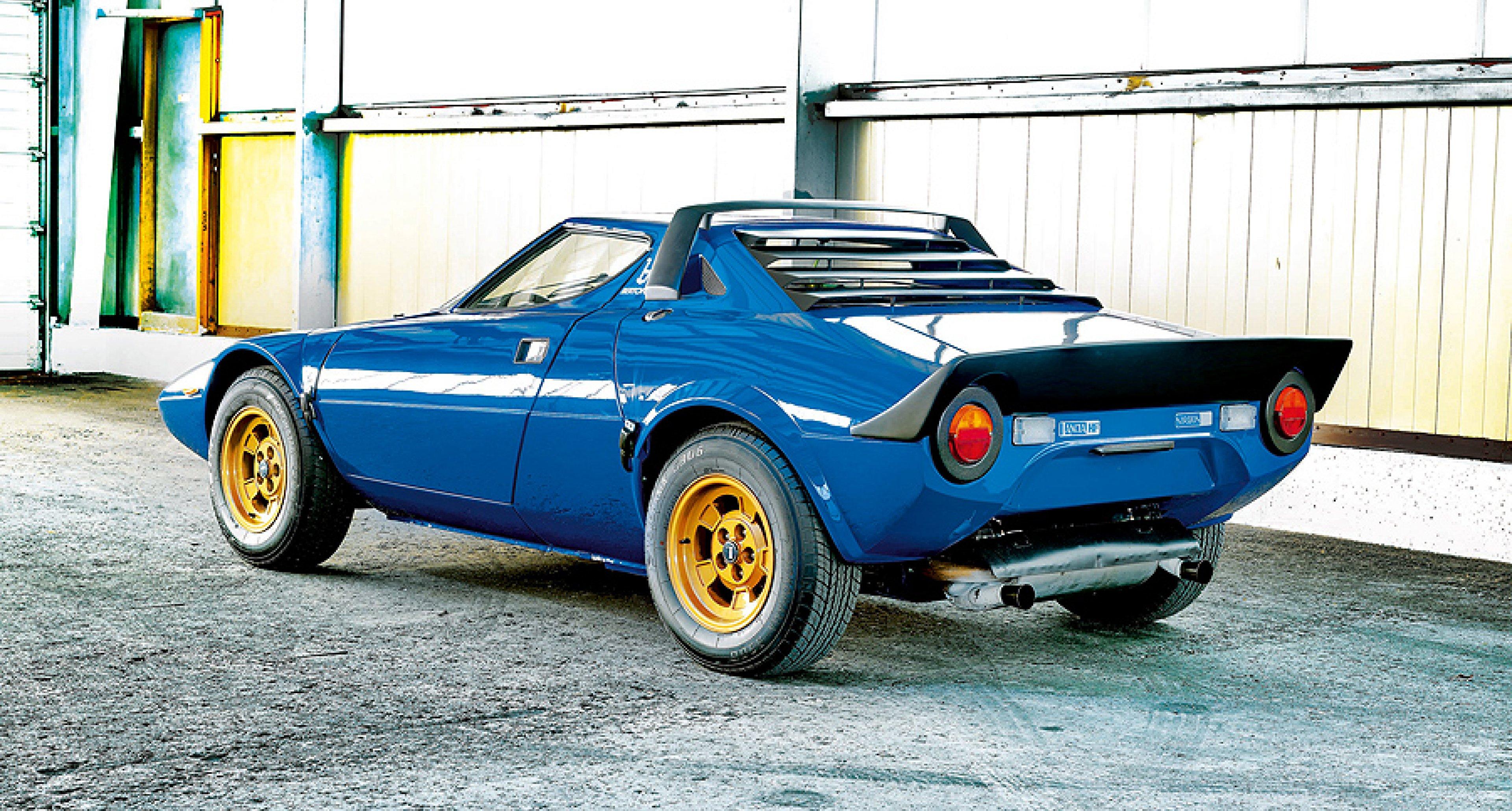 Lancia Stratos Stradale: Des Widerspenstigen Zähmung