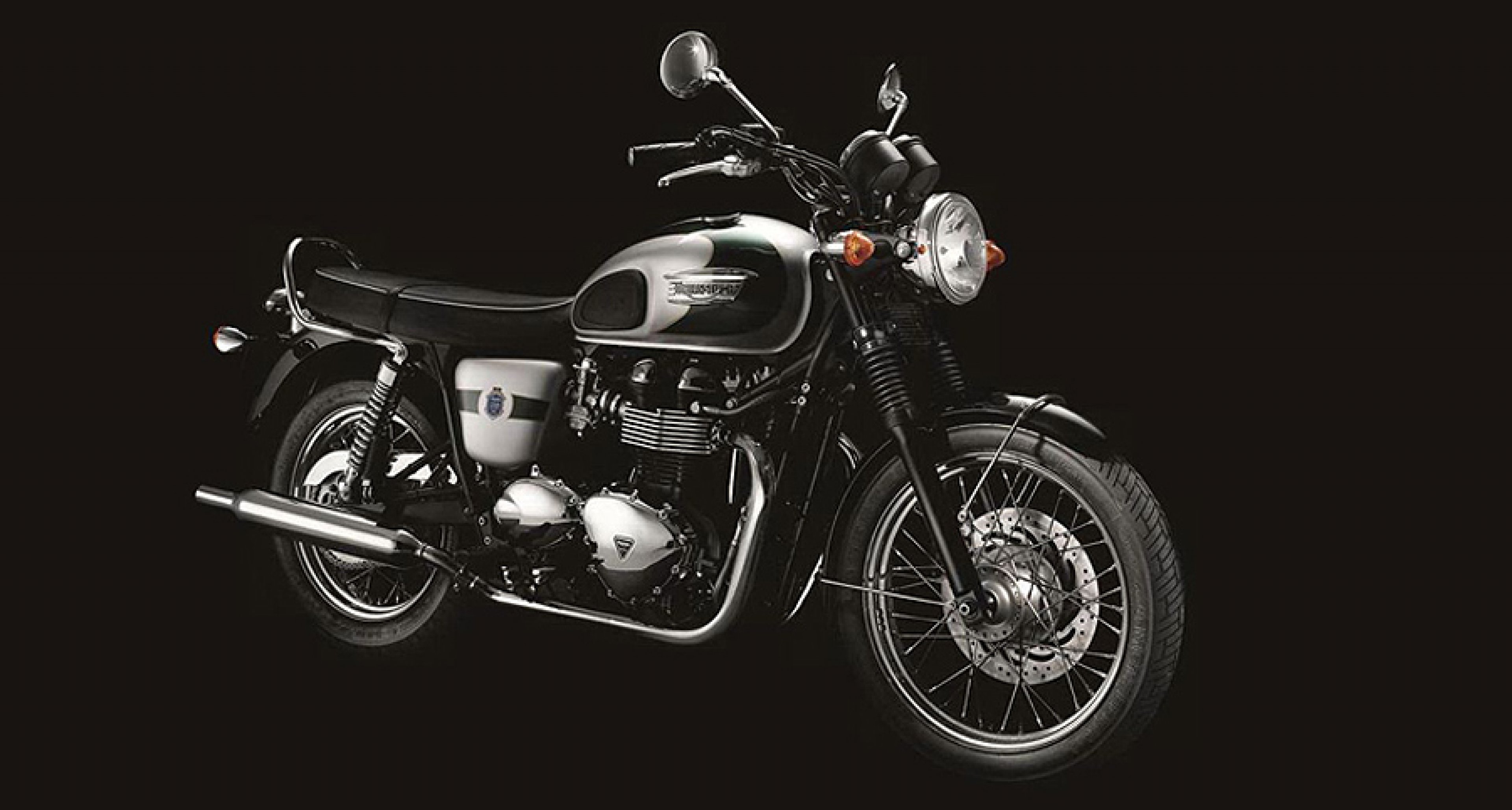 Triumph Bonneville T100 110th Anniversary Special:  Back to the Roots