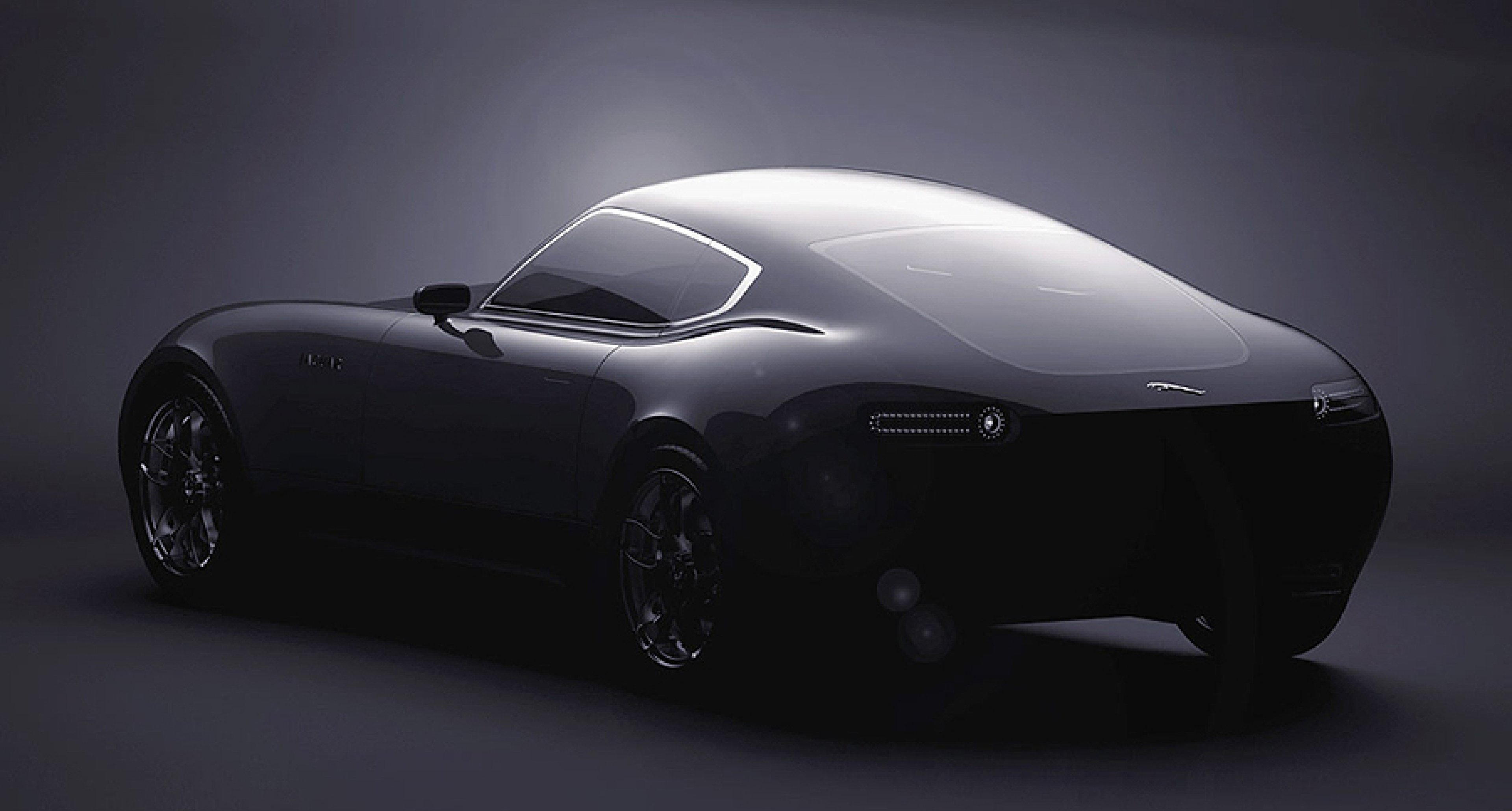E-Type Concept by Laszlo Varga: Made in Budapest