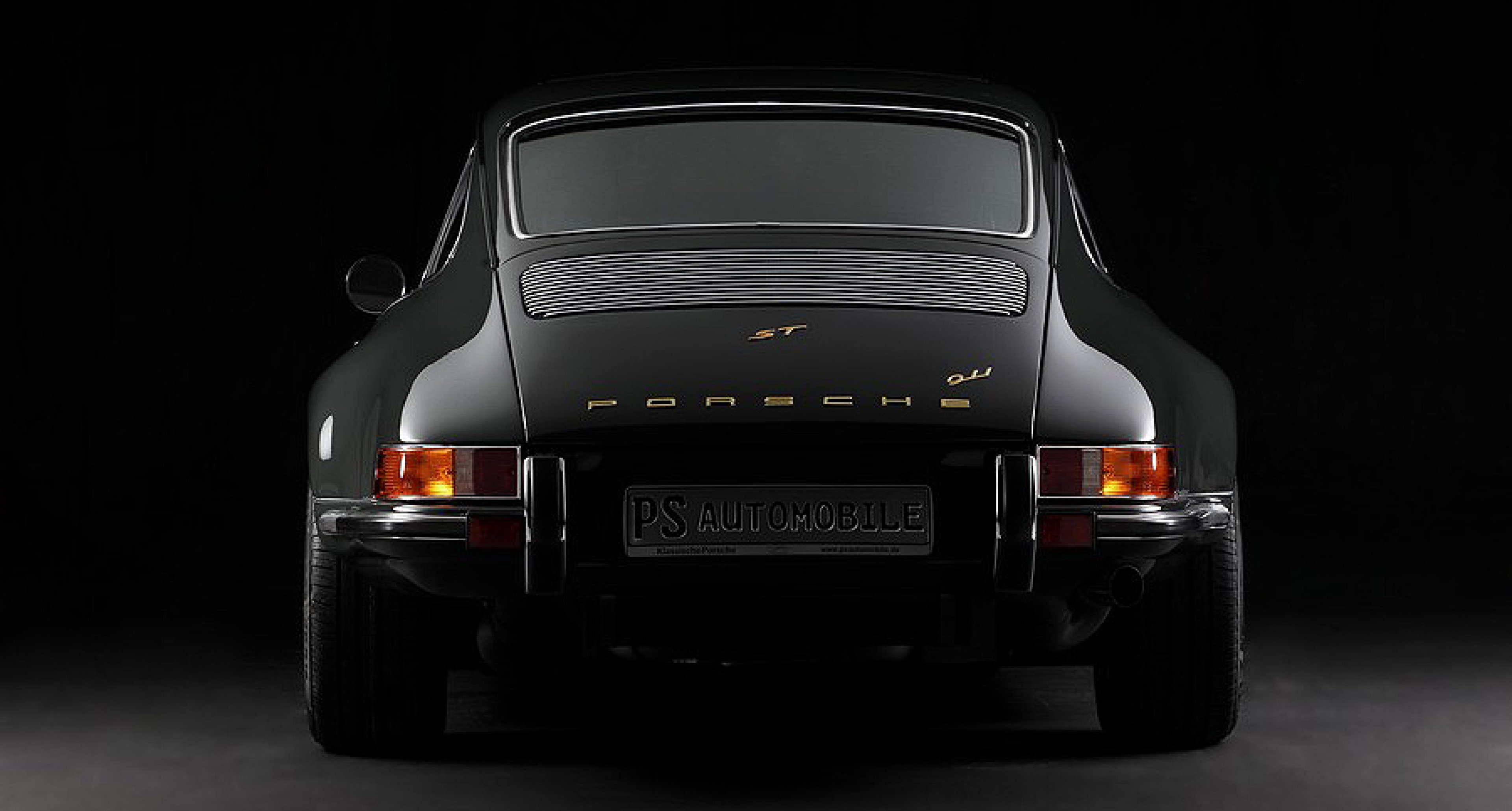 Porsche 911 ST by PS Automobile: Bel Air