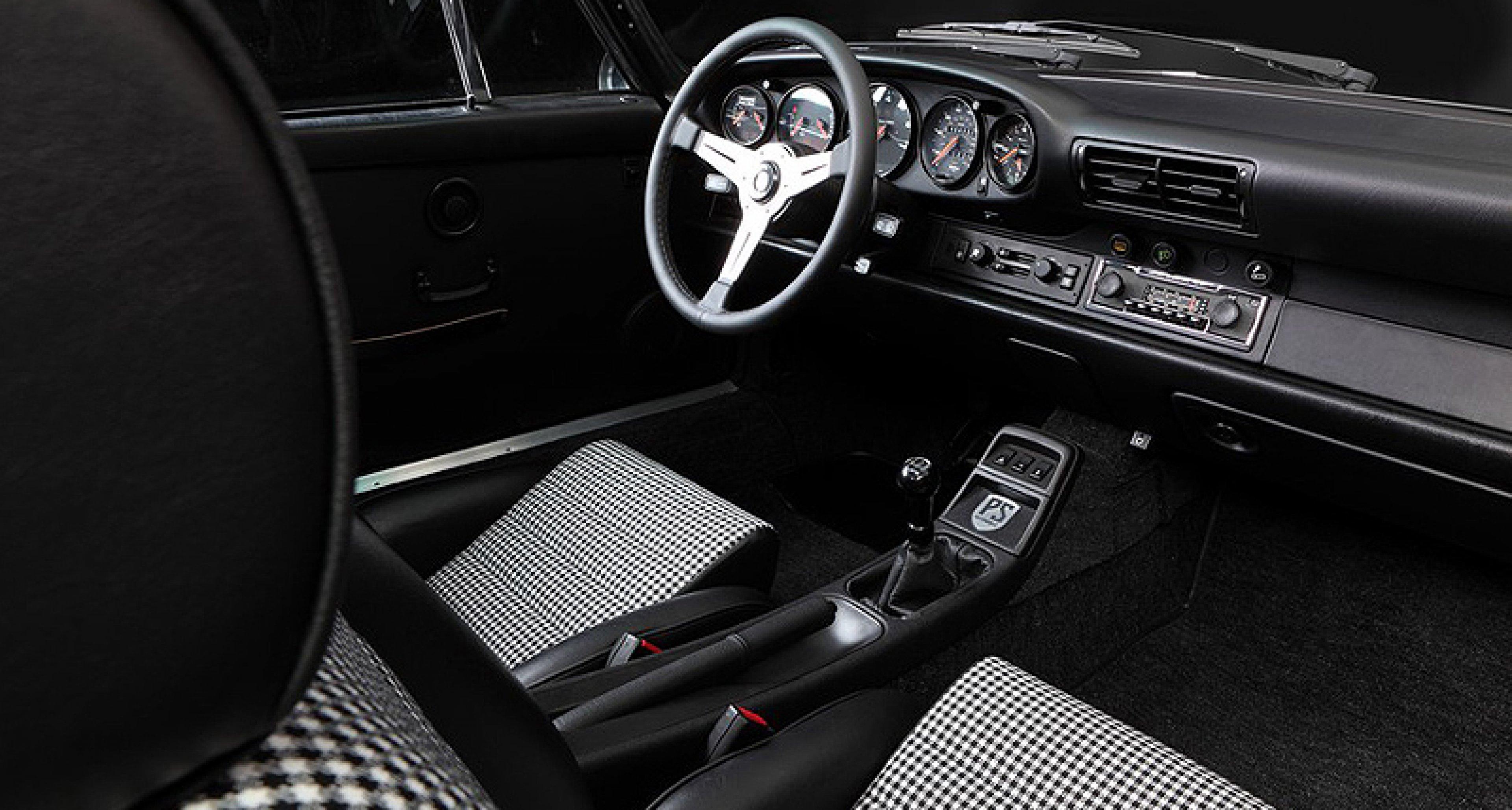 Porsche 911 ST by PS Automobile: Bel Air