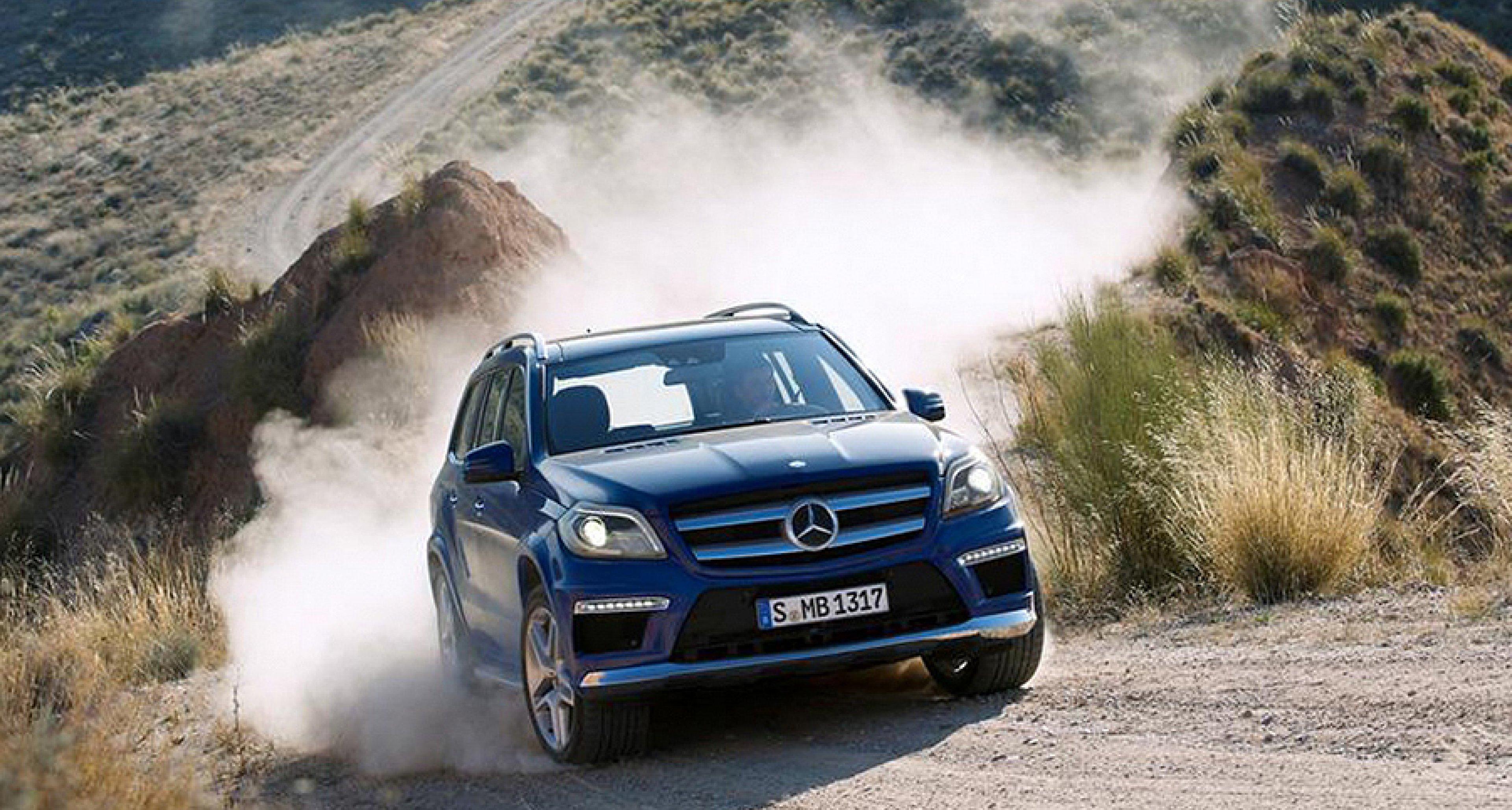 Mercedes-Benz GL-Klasse: Sanfter Riese