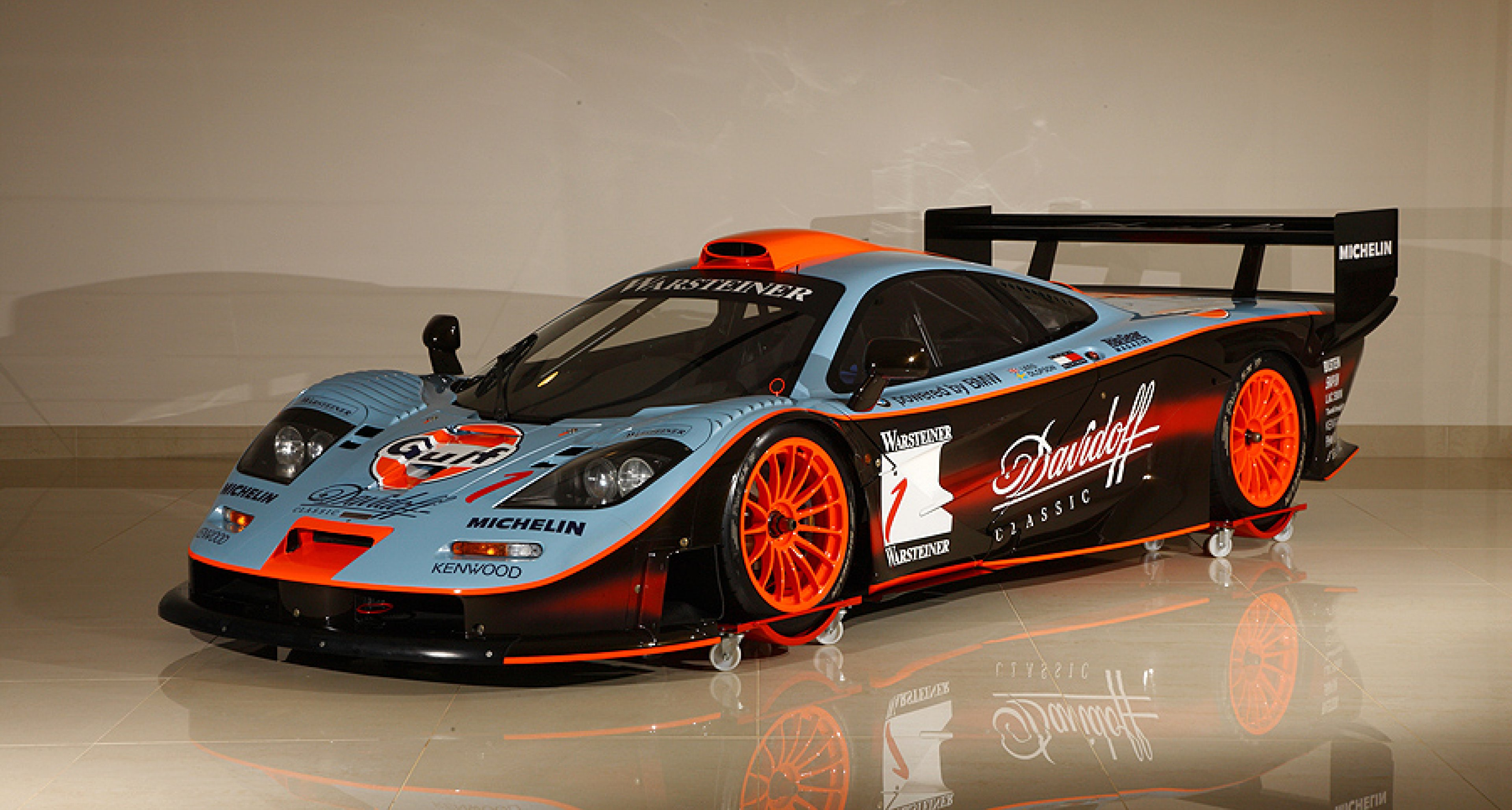 1997 McLaren F1 GTR \'Longtail\' to star at Bonhams\' 2012 Quail Lodge ...