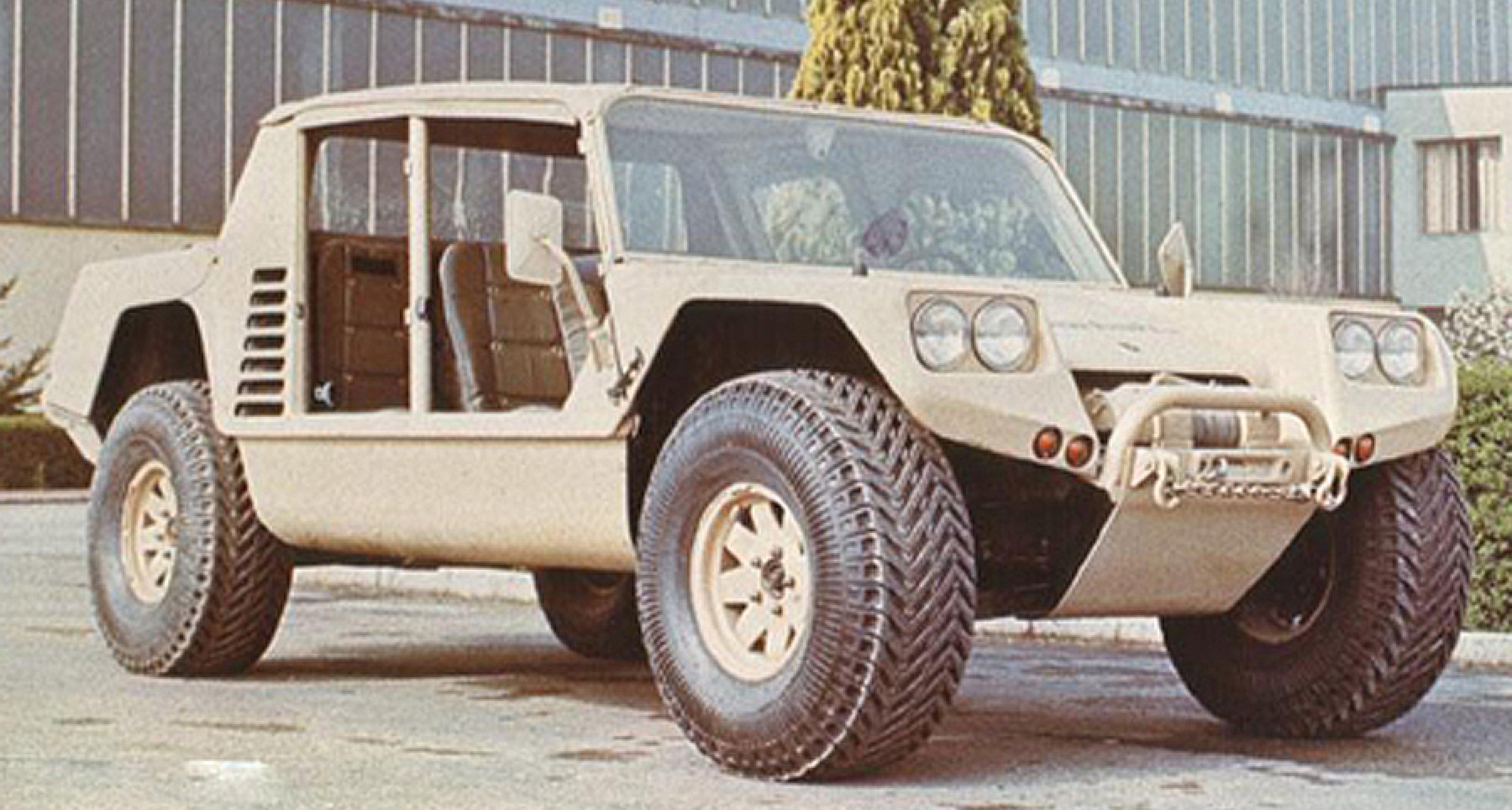 Classic Concepts 1977 Lamborghini Cheetah Classic Driver Magazine