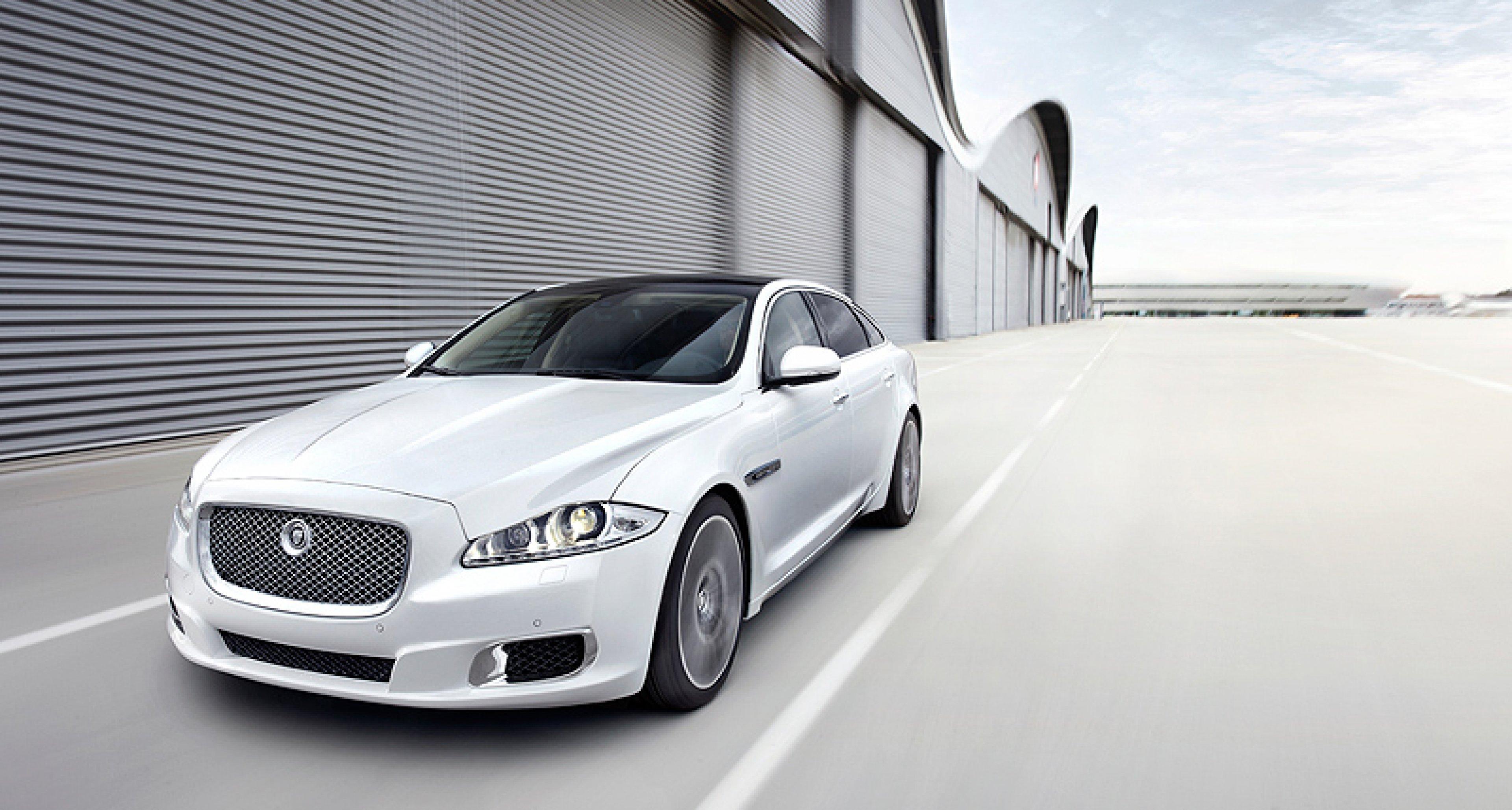 Jaguar XJ Ultimate: Die feinste englische Fahrt