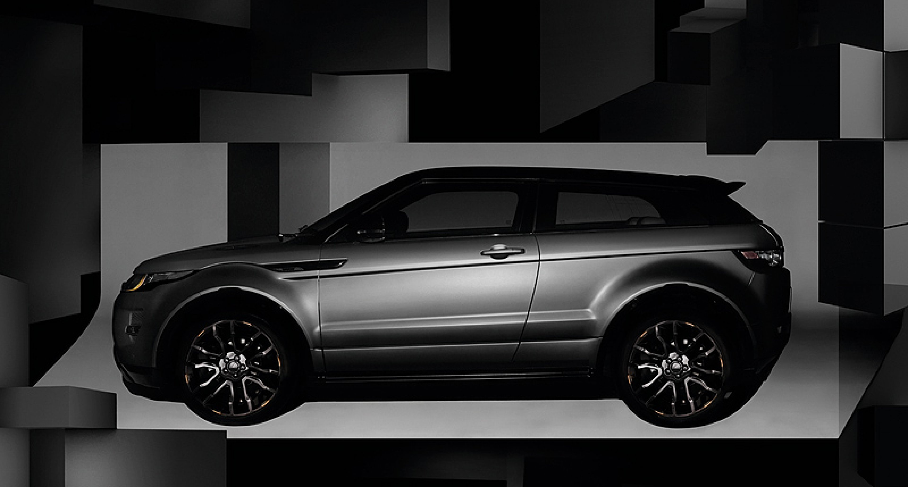 Range Rover Evoque with Victoria Beckham: Posh and stealthy!