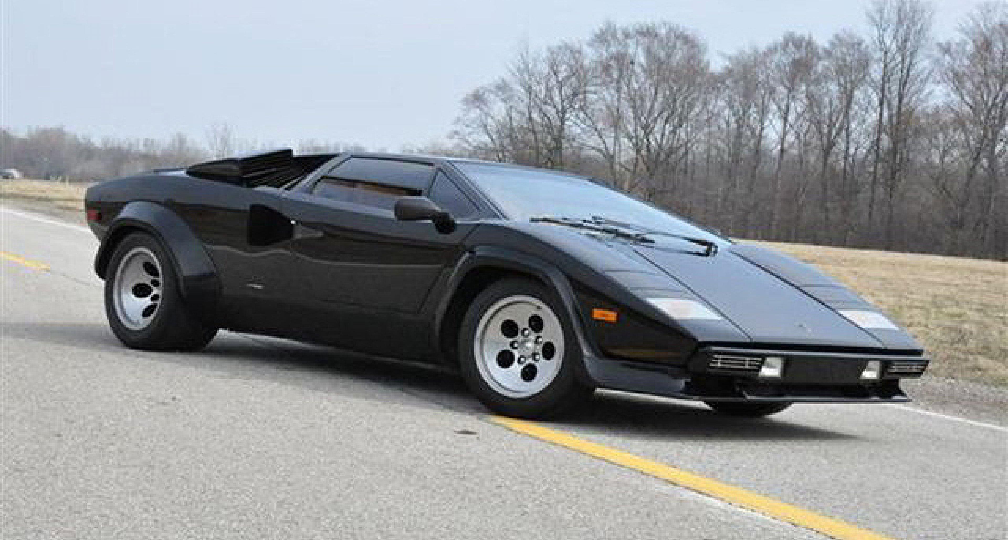 Editor S Choice Lamborghini Countach Lp500s Classic Driver Magazine