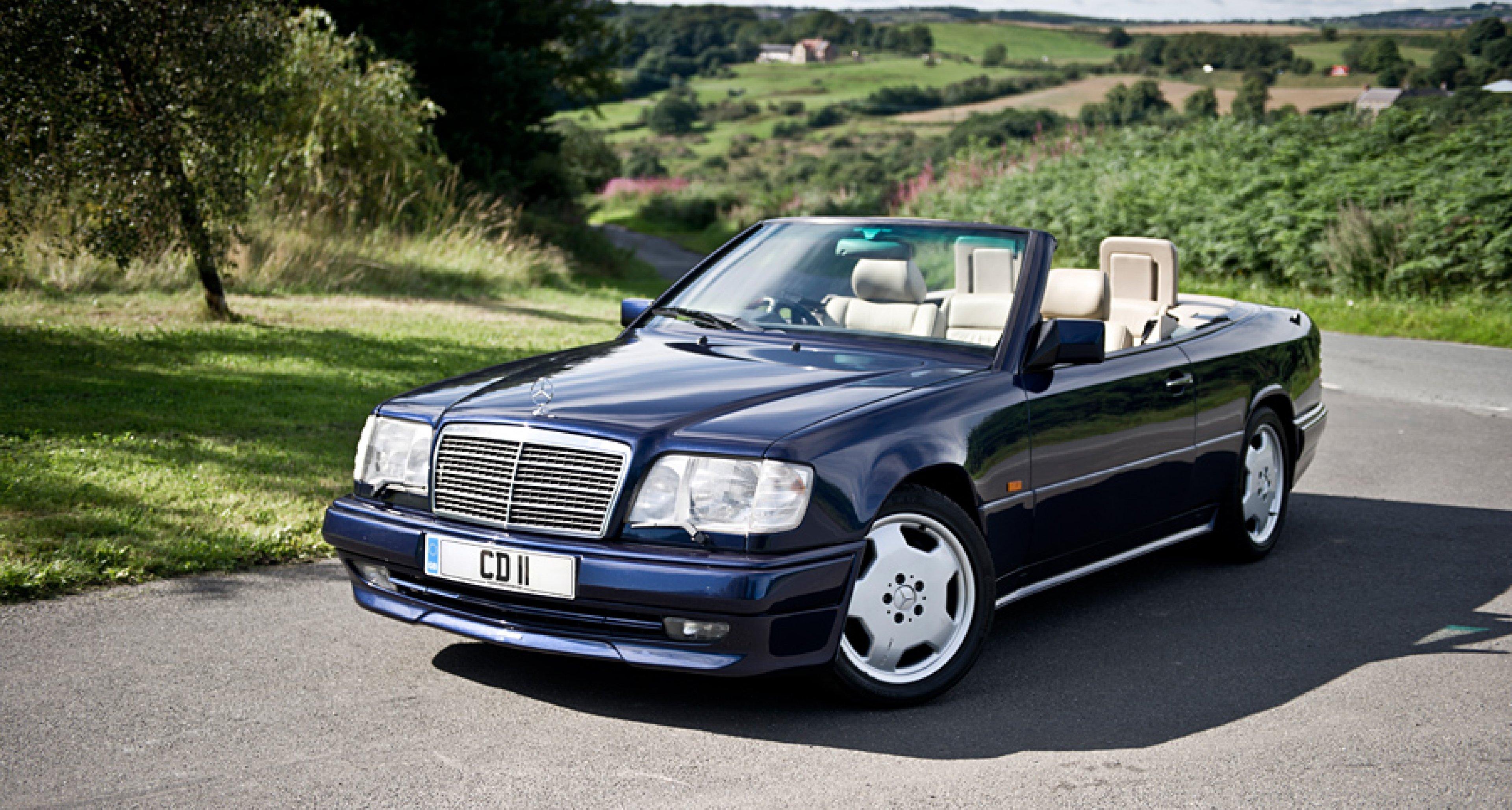 Mercedes Benz E Convertible For Sale