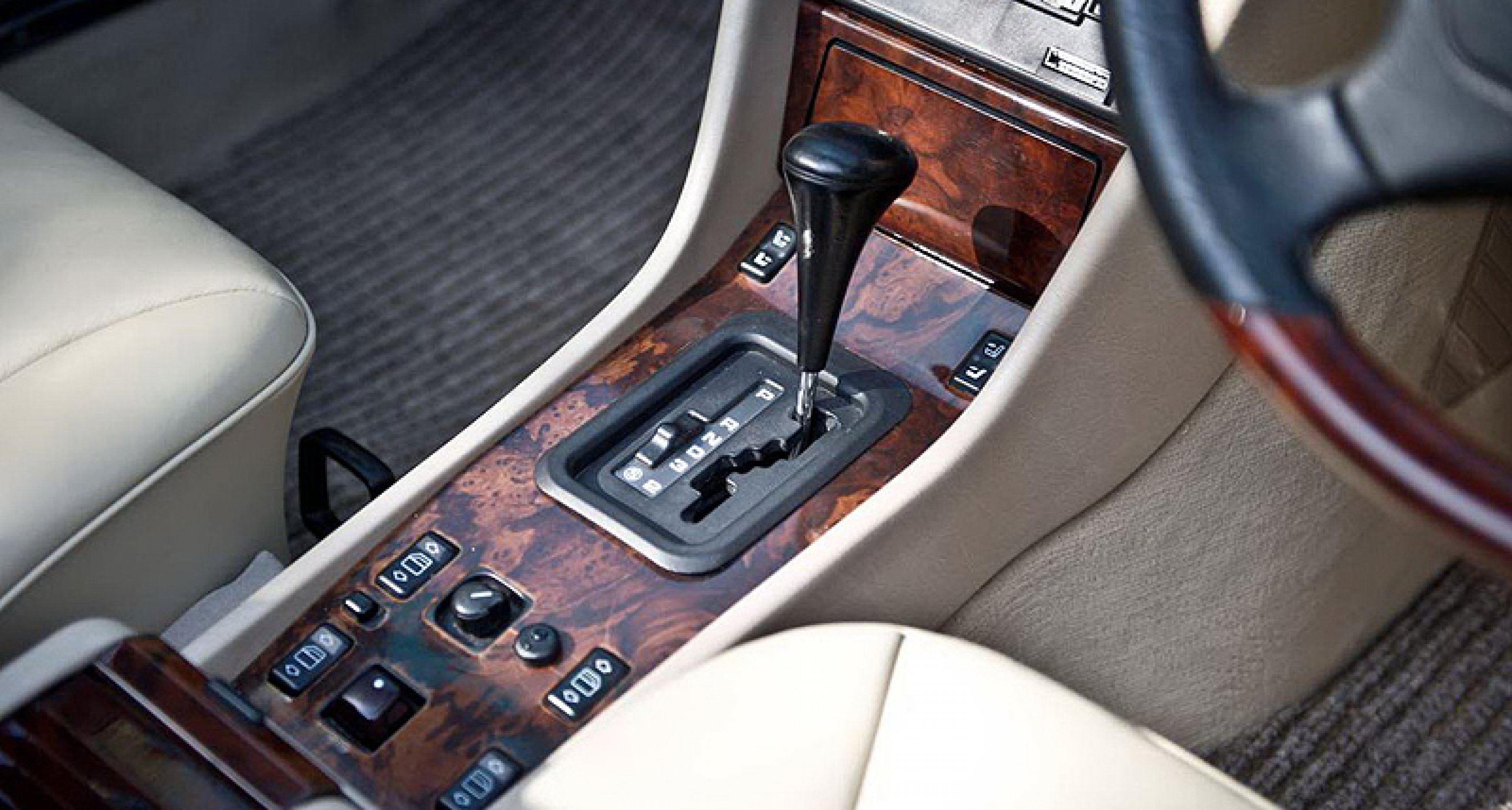 Mercedes-Benz E36 AMG Cabrio: Symphonie in E