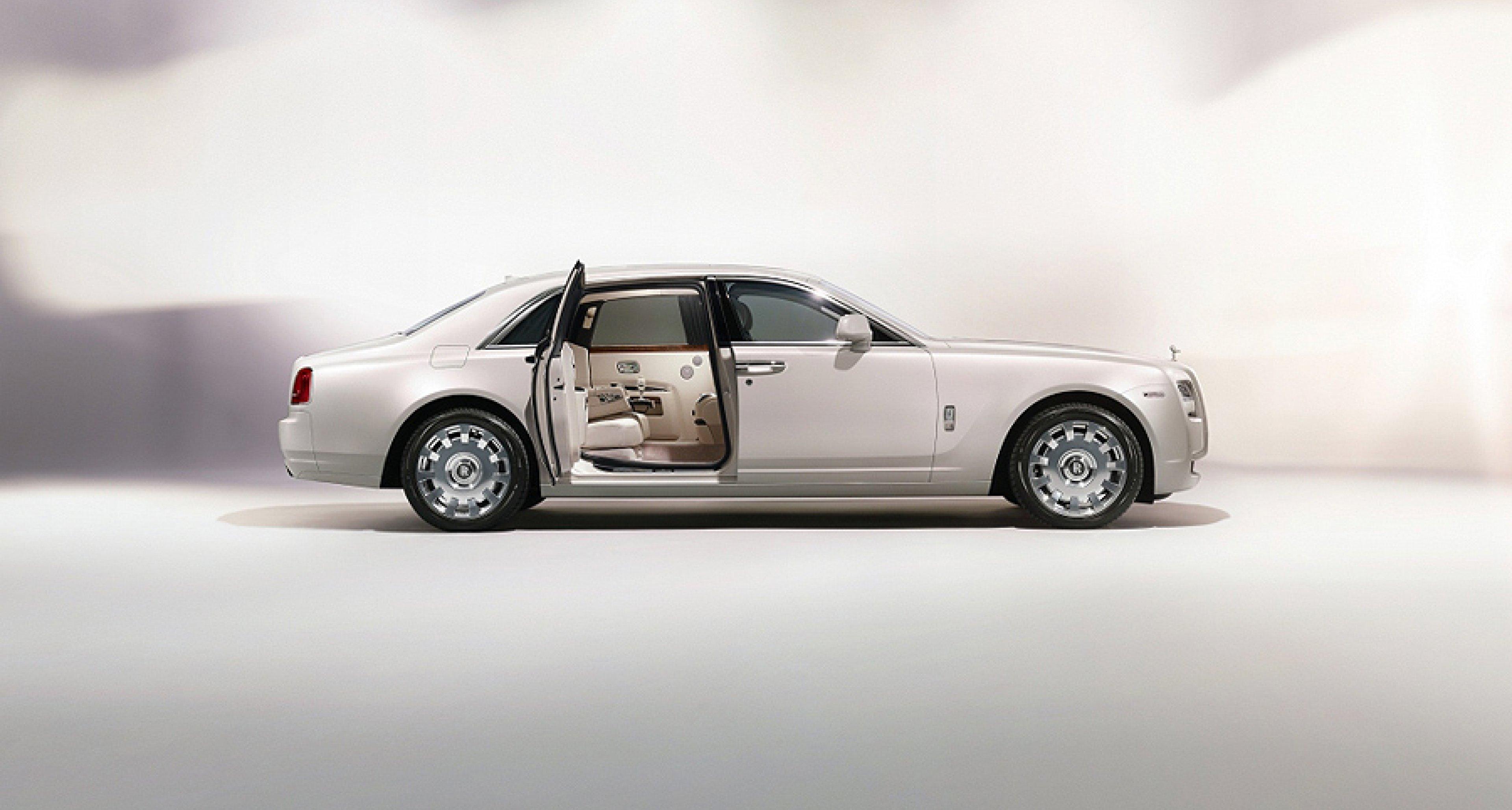 Rolls-Royce Ghost Six Senses: Für die Sinne