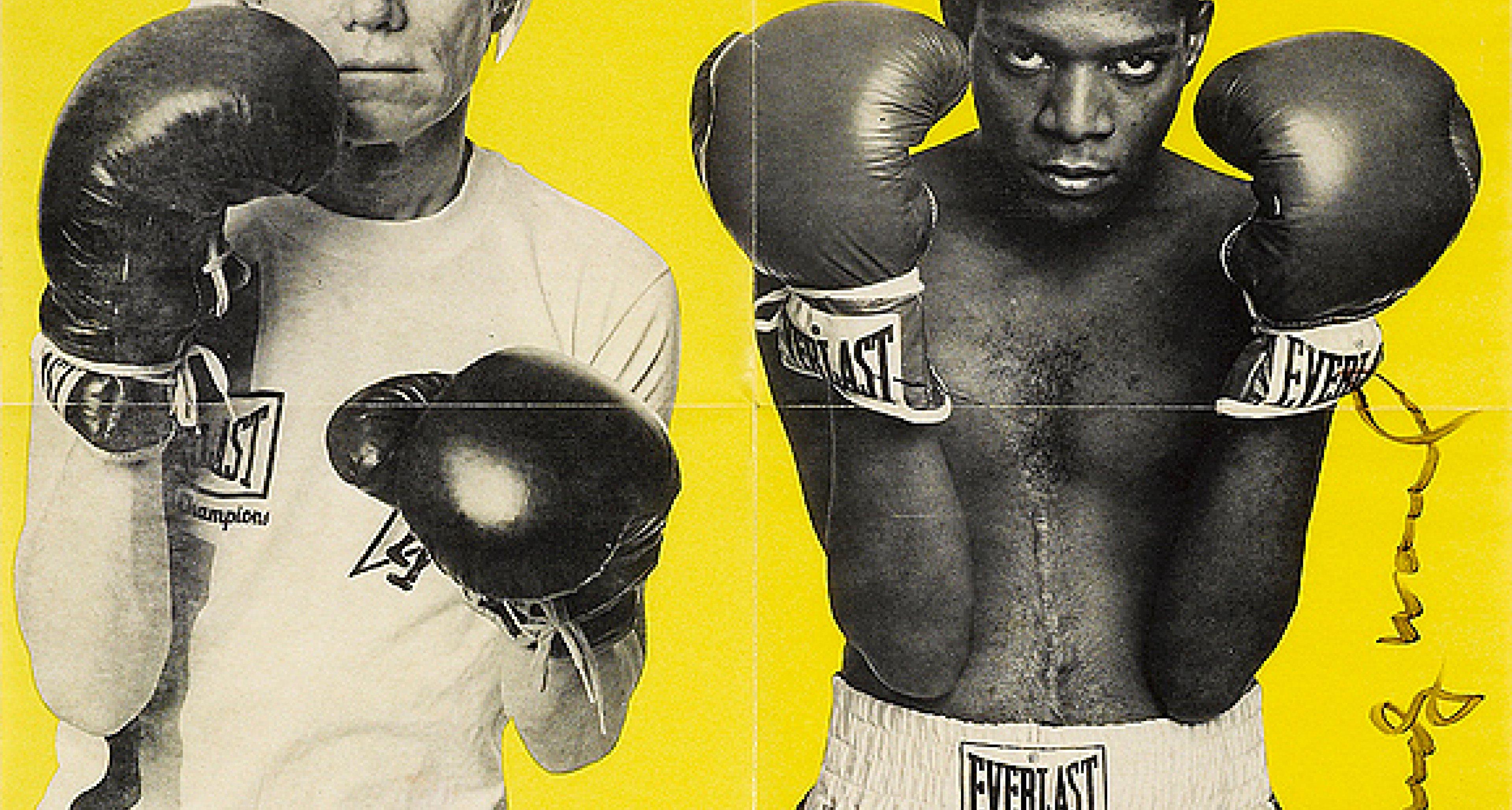 Warhol vs. Basquiat: Plakat wird versteigert