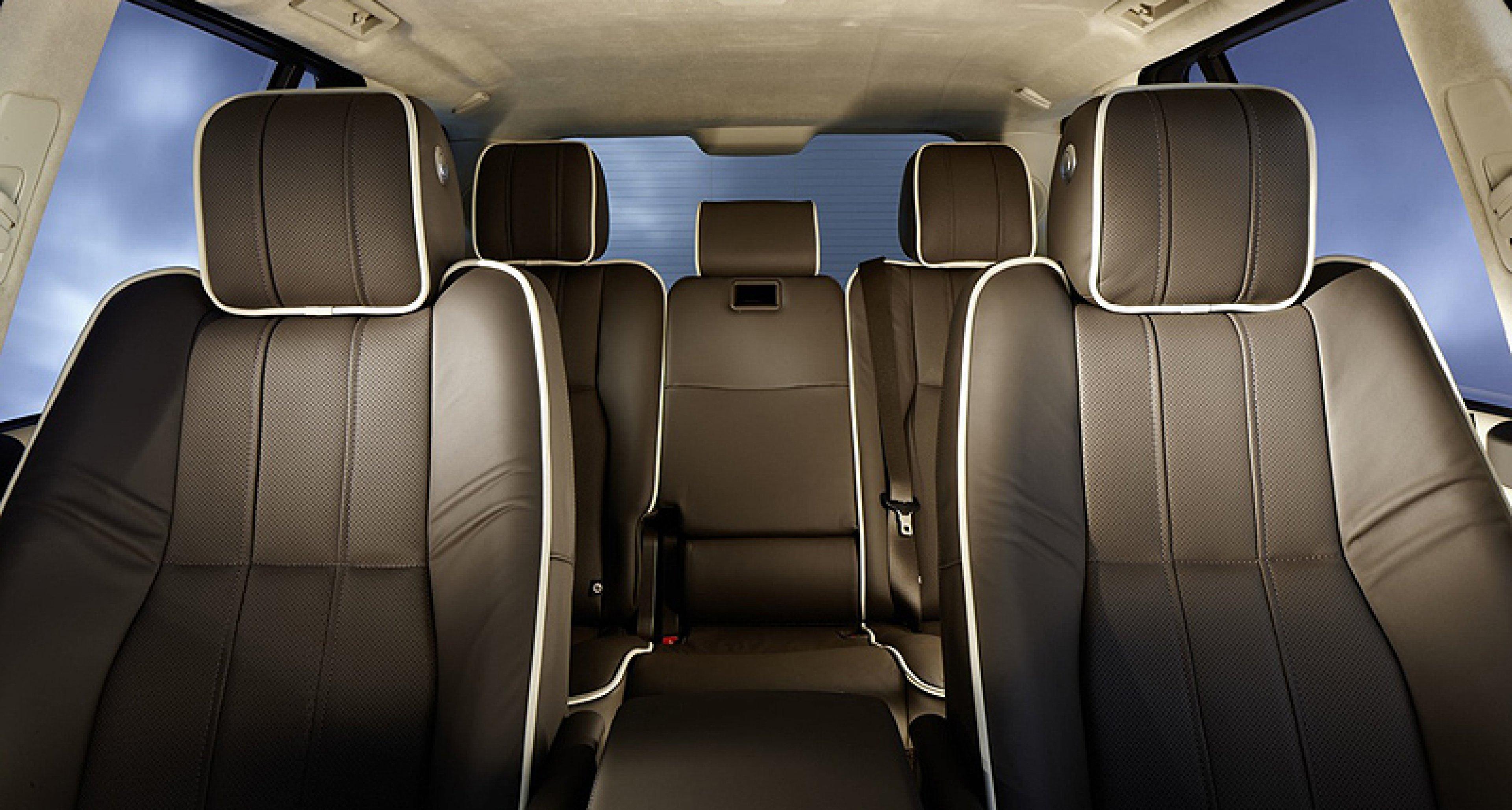 Jaguar XJ Diamond Edition und Range Rover Westminster: Queen's Pride