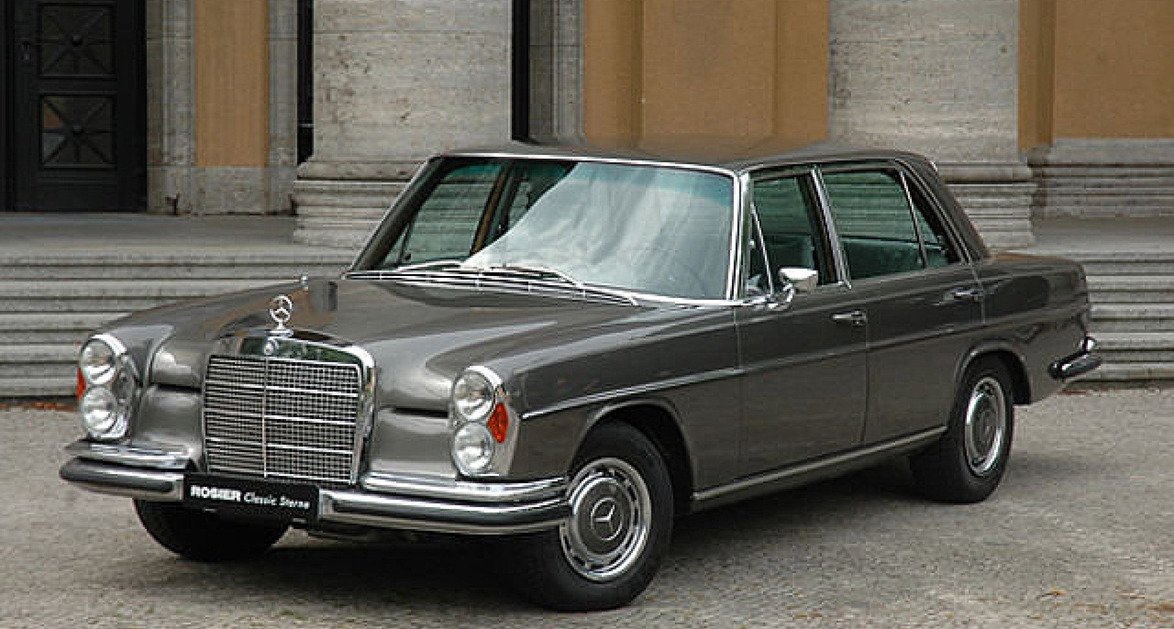 Editor 39 S Choice Mercedes Benz 300 Sel 6 3 Classic