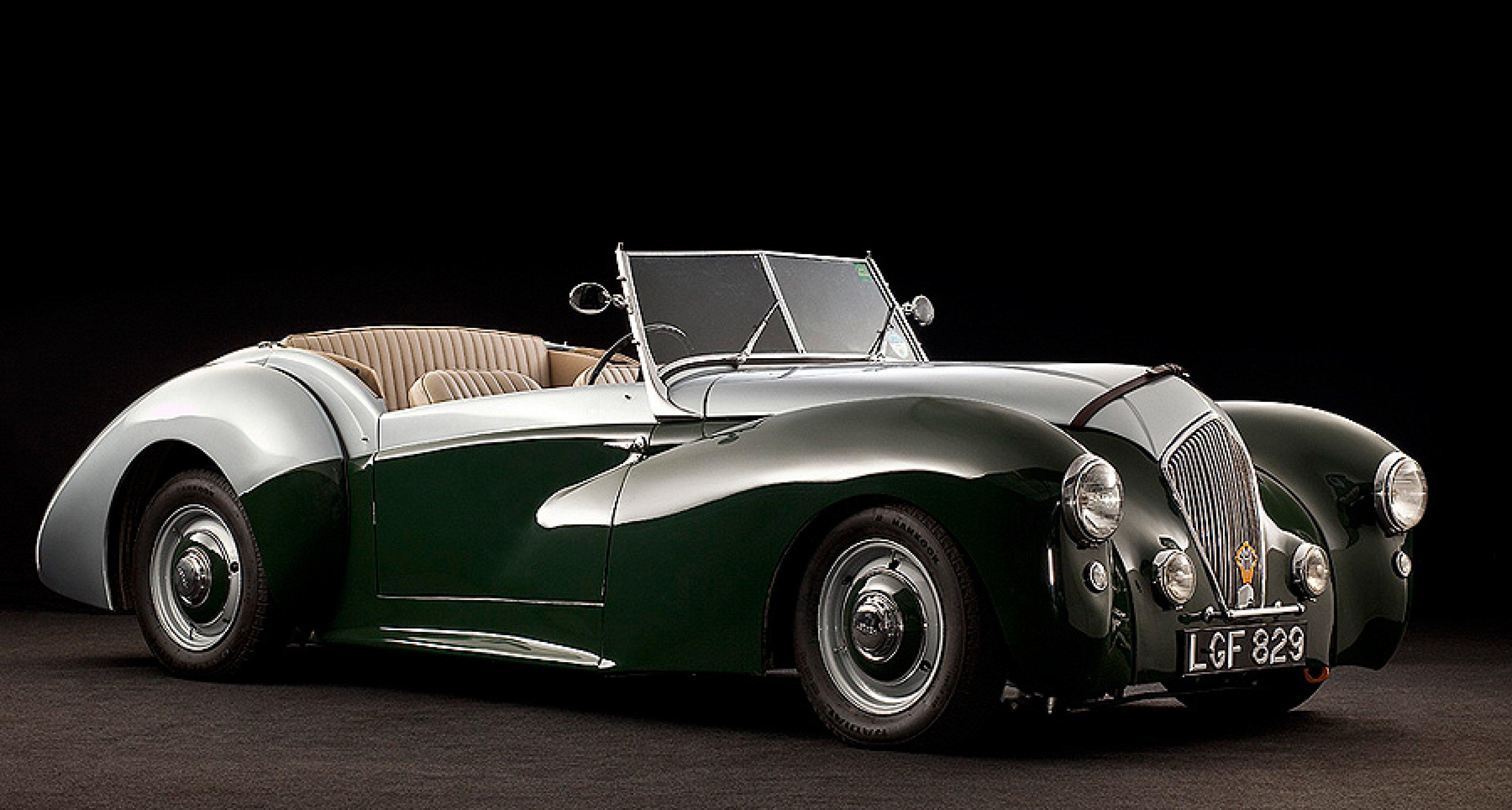 British Classic Car Meeting 2012: Rare Healey Westland to ...