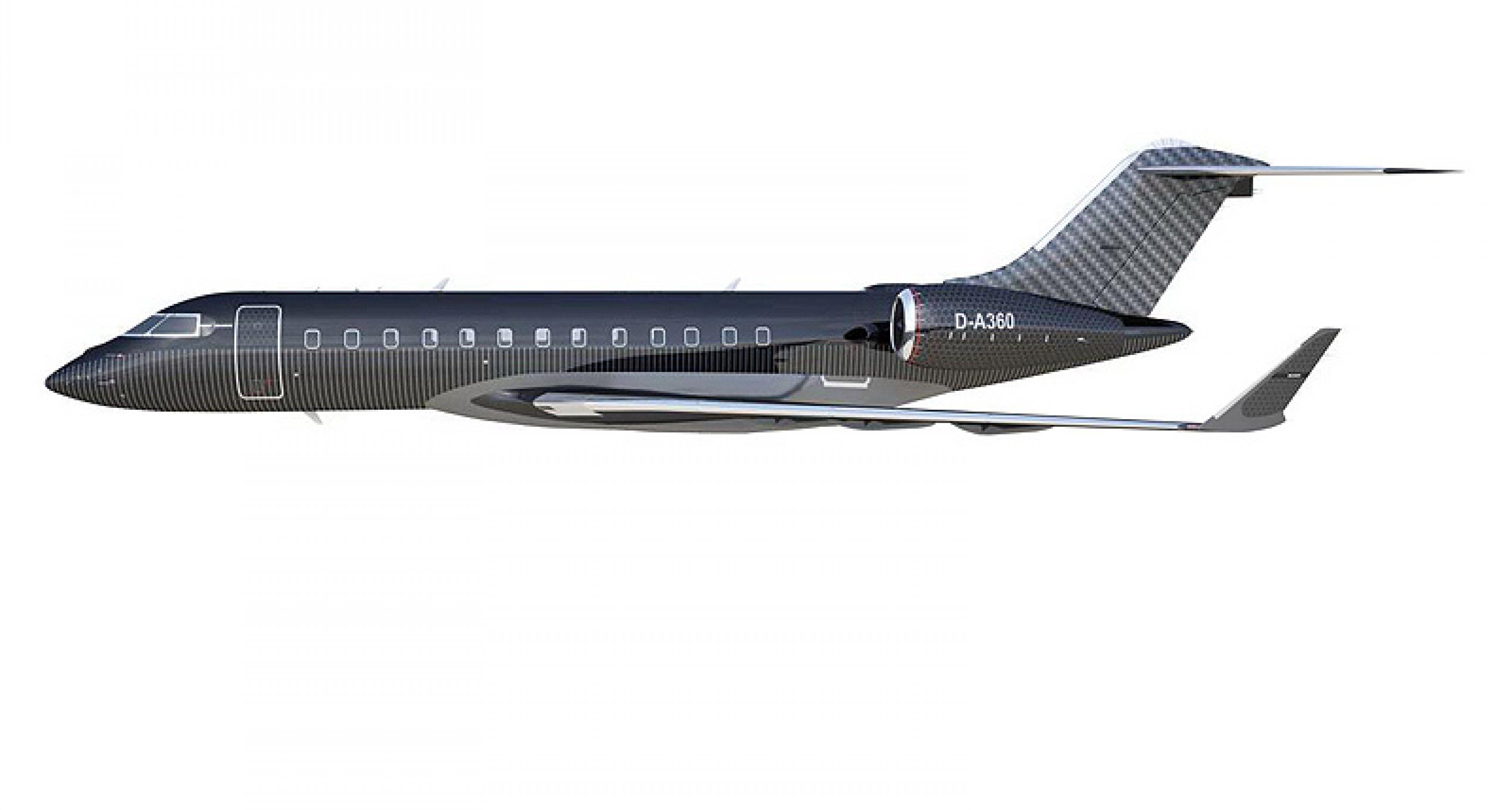 Brabus Private Aviation: Fliegend tiefergelegt
