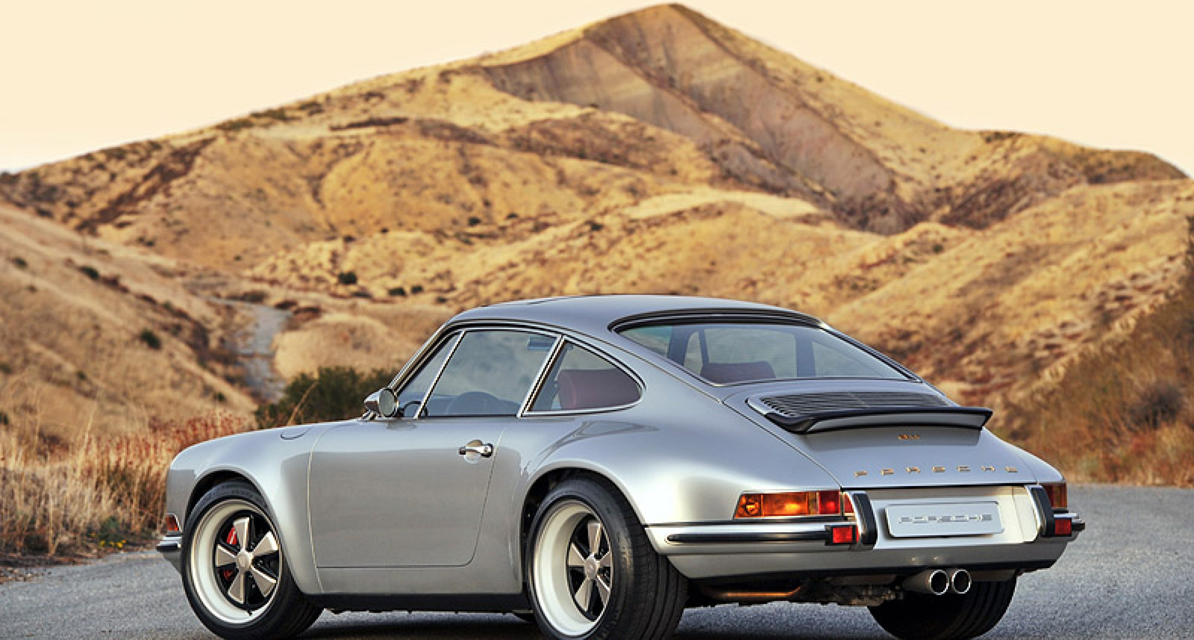 Porsche 911 re-imagined by Singer: Car number 4 | Classic