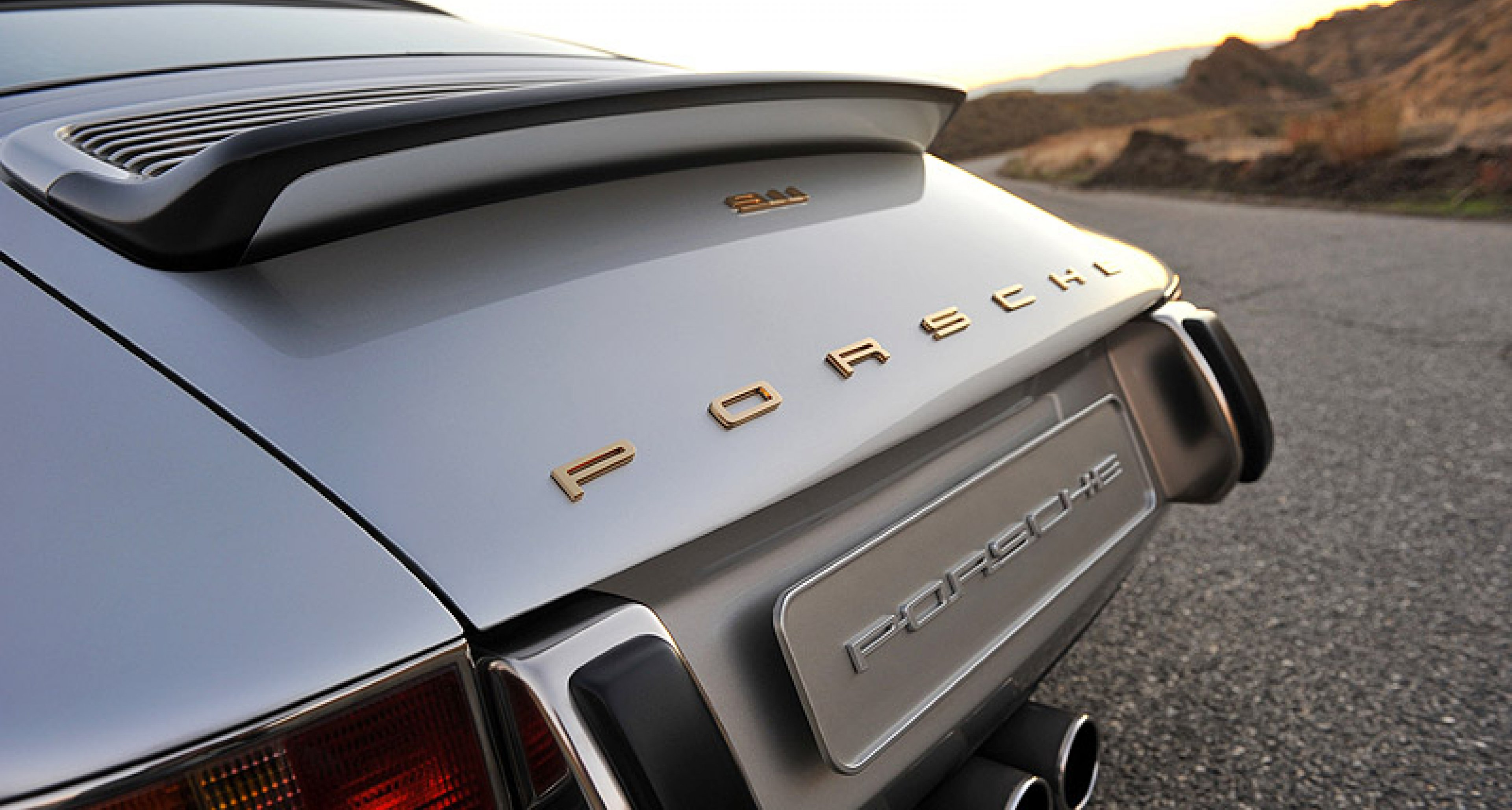 Porsche 911 Re Imagined By Singer Car Number 4 Classic Driver