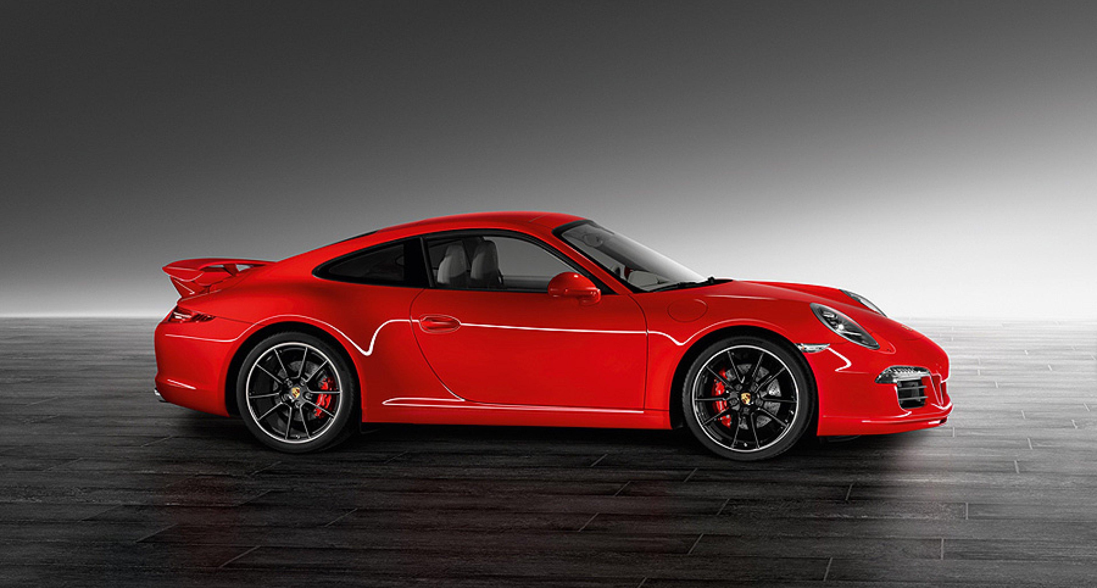 Porsche 911 Carrera S with Powerkit: A pseudo-GT3   Classic Driver ...